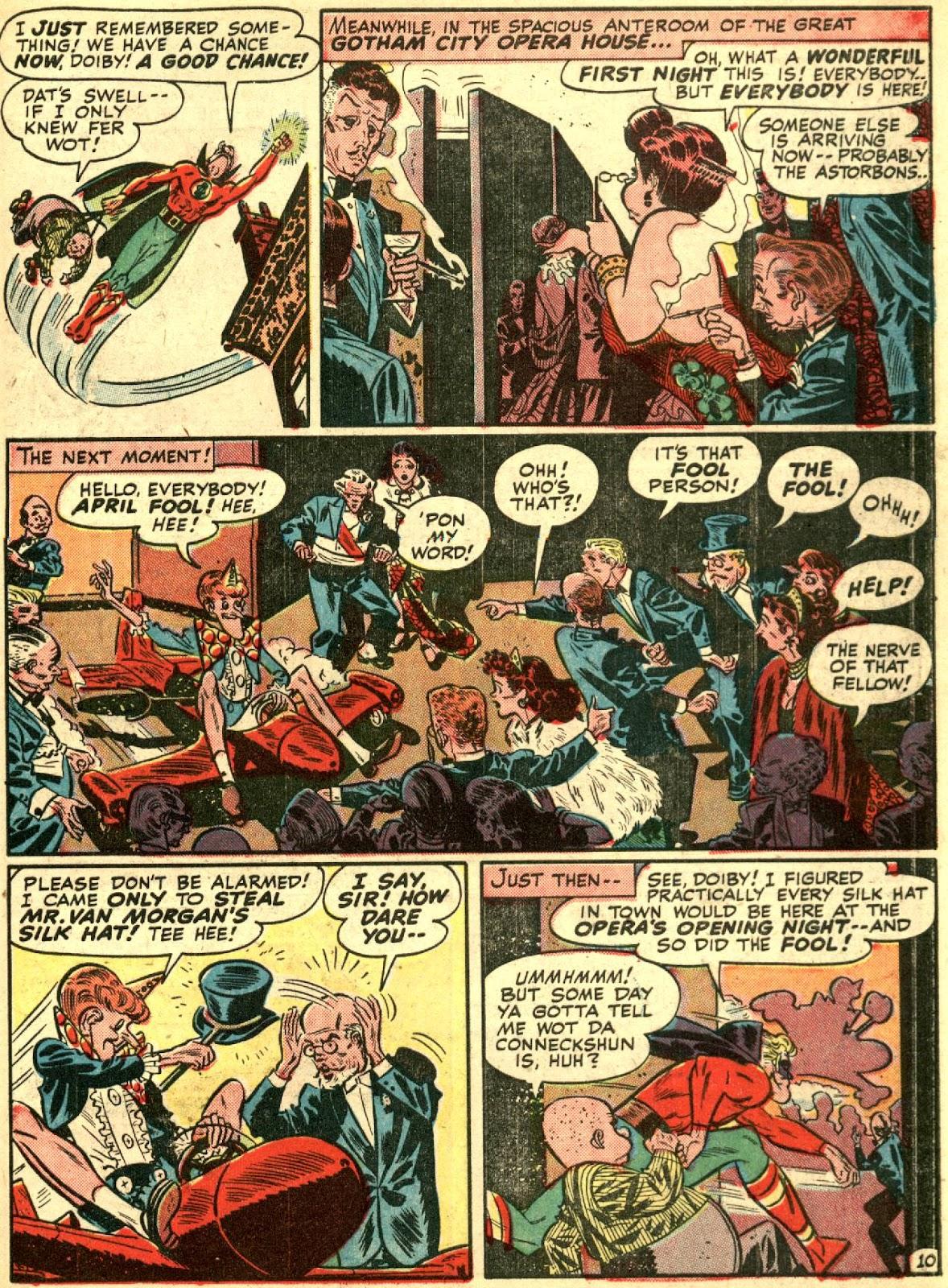 Comic Cavalcade issue 27 - Page 39