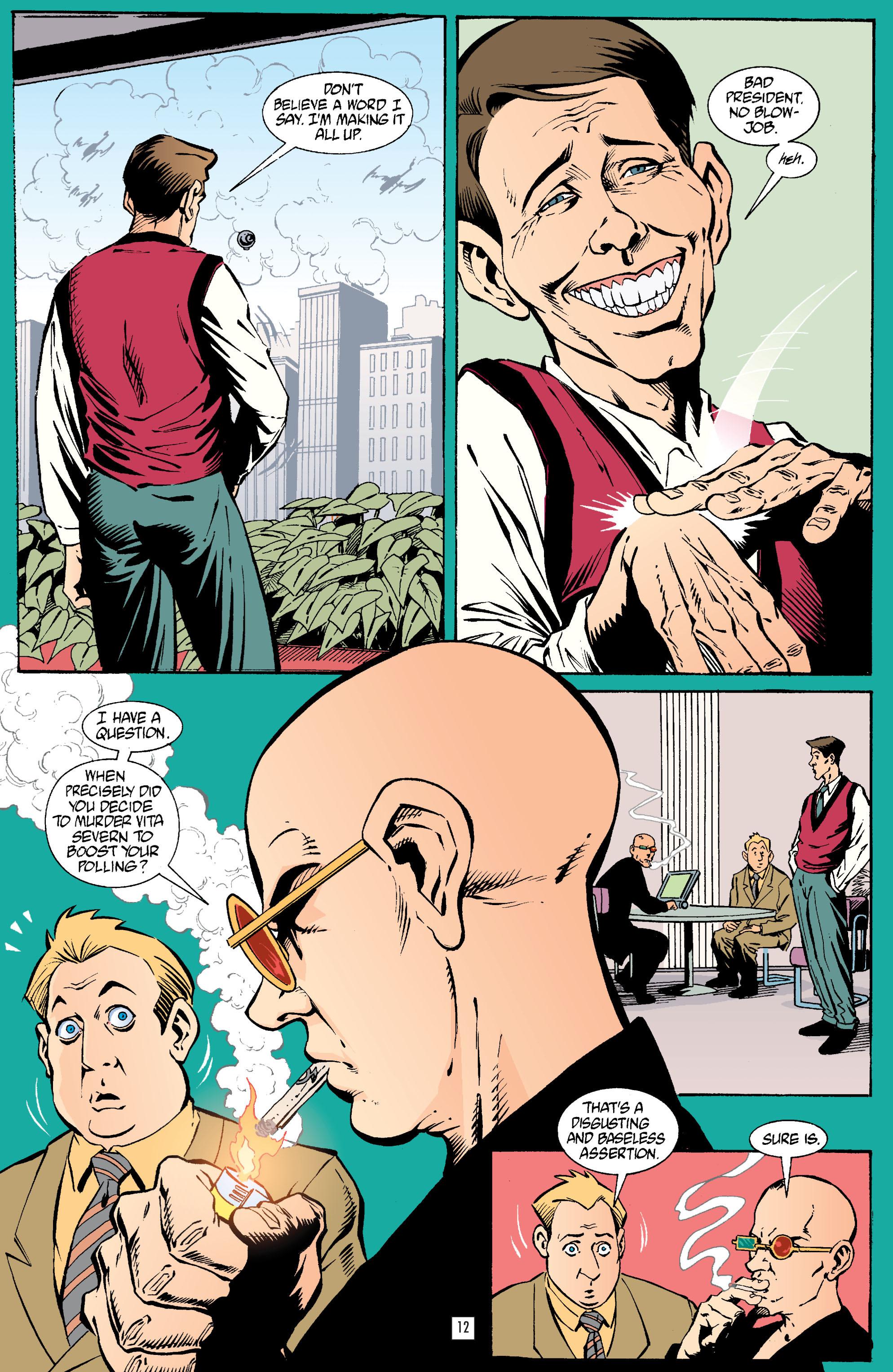 Read online Transmetropolitan comic -  Issue #23 - 13