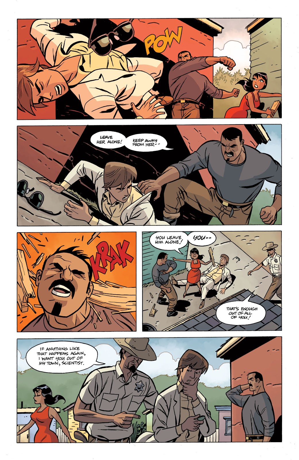 Read online The Twilight Children comic -  Issue #2 - 13