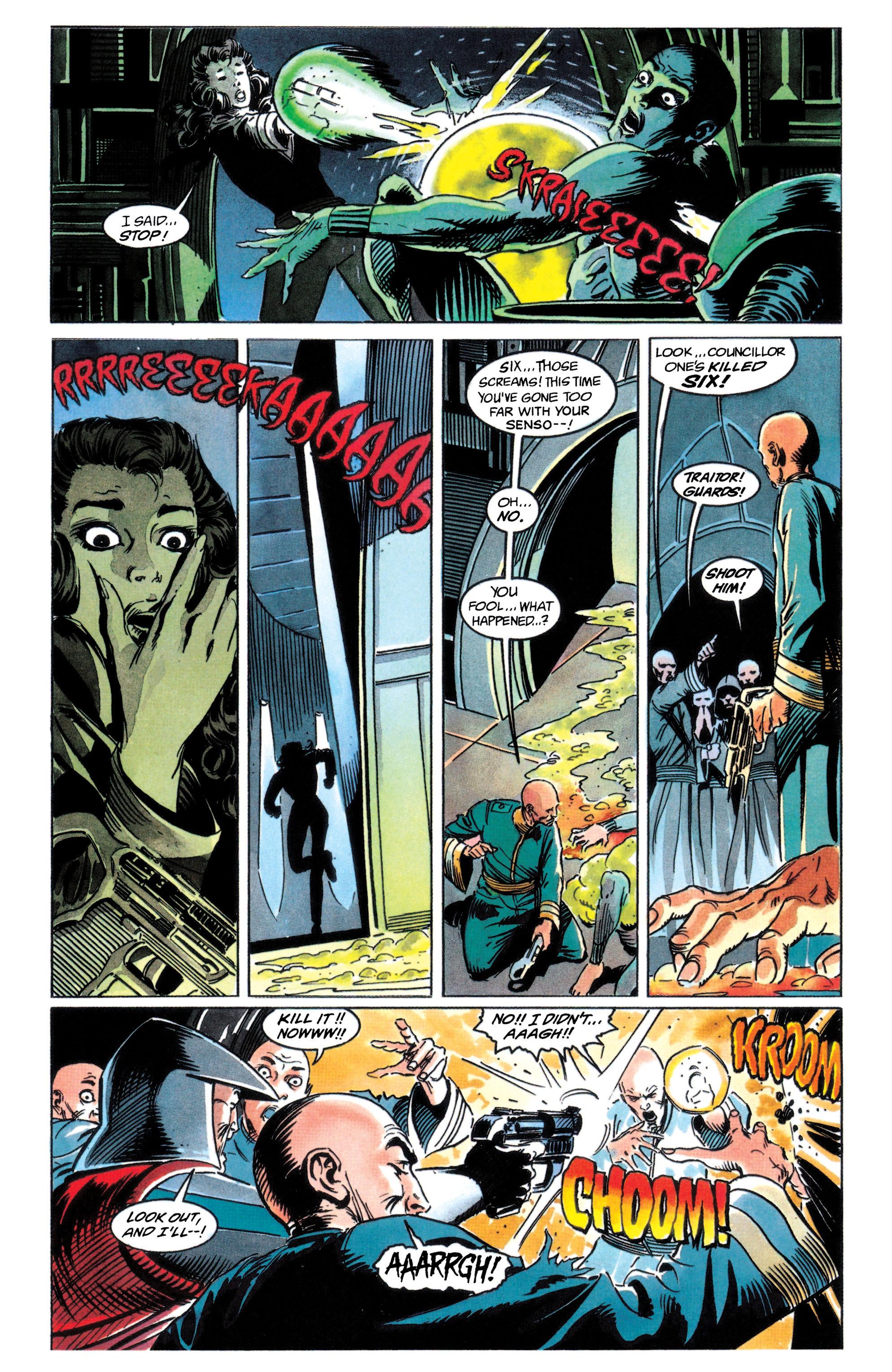 Read online Adam Strange (1990) comic -  Issue #2 - 30