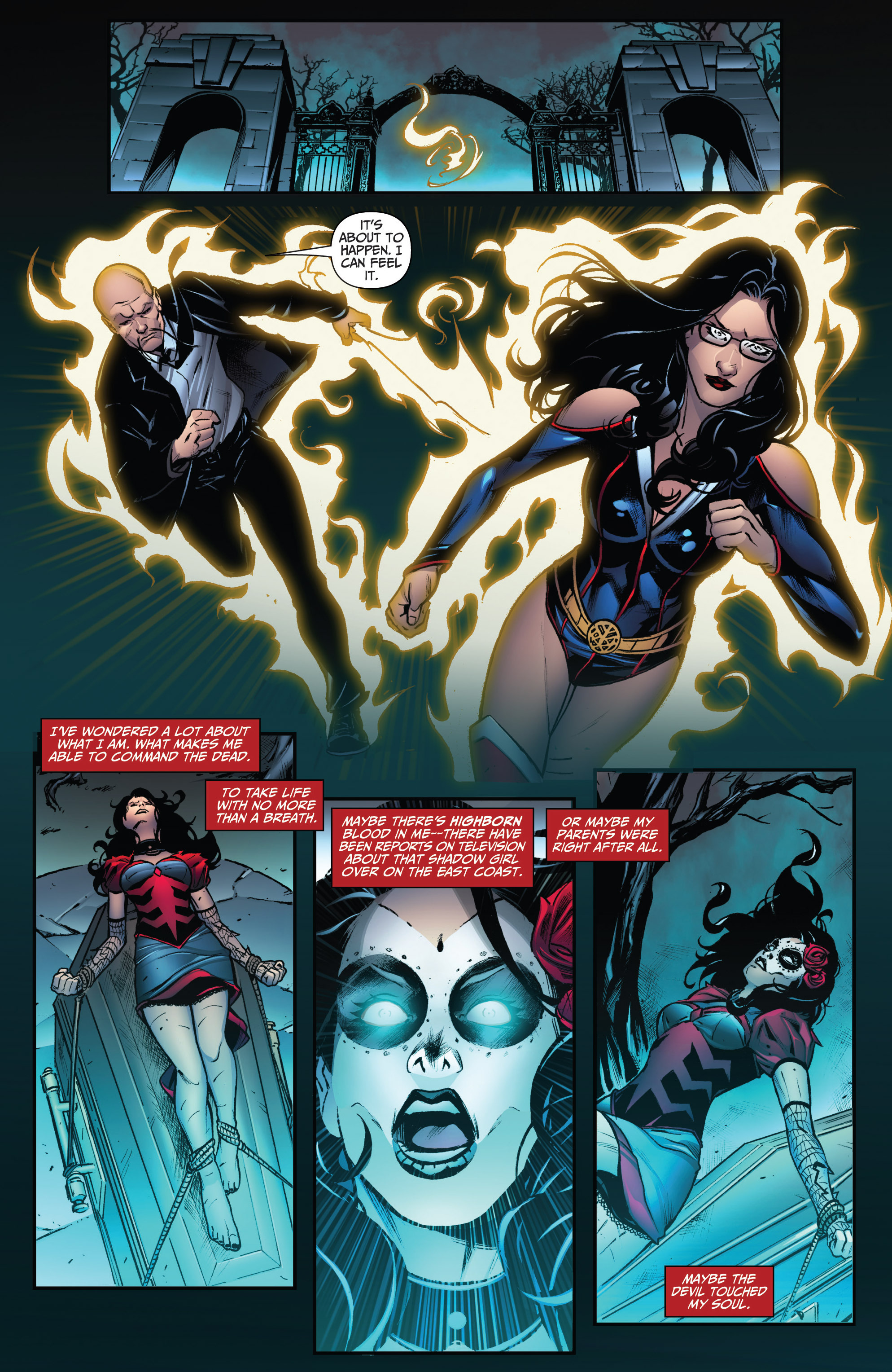 Read online Grimm Fairy Tales: Arcane Acre comic -  Issue # TPB 3 - 41