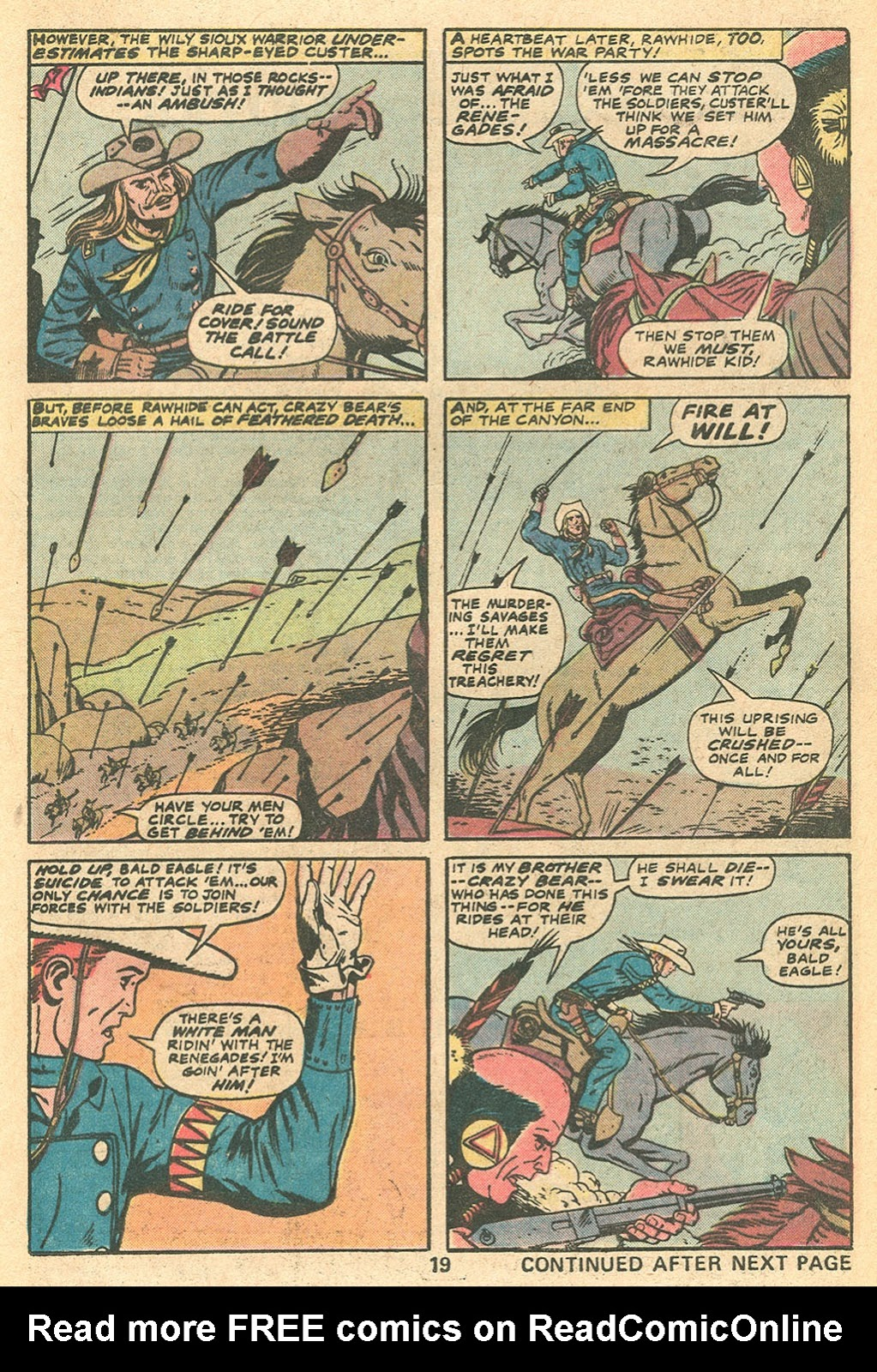 The Rawhide Kid (1955) issue 131 - Page 21