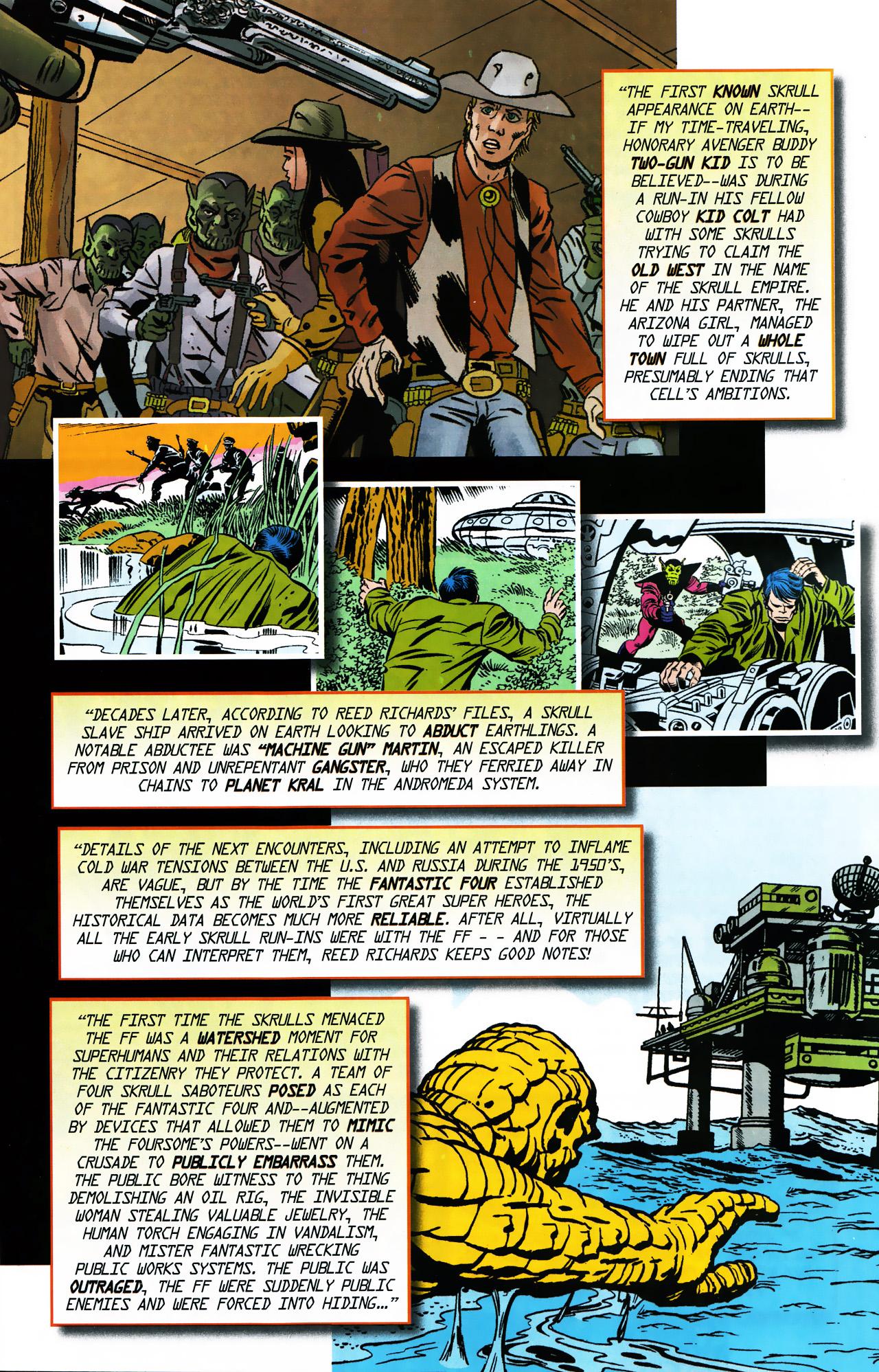 Read online Secret Invasion Saga comic -  Issue # Full - 9