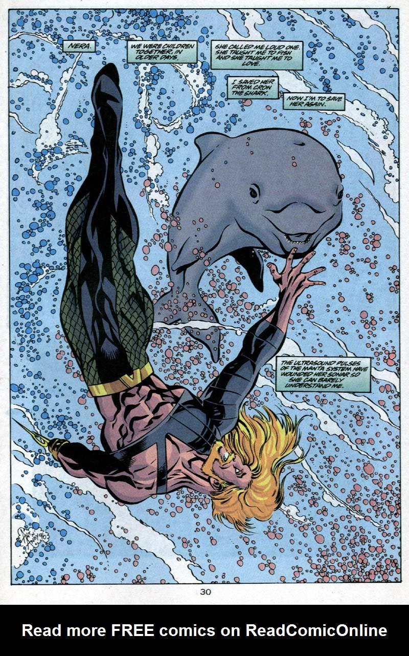 Read online Aquaman (1994) comic -  Issue #Aquaman (1994) _Annual 3 - 31