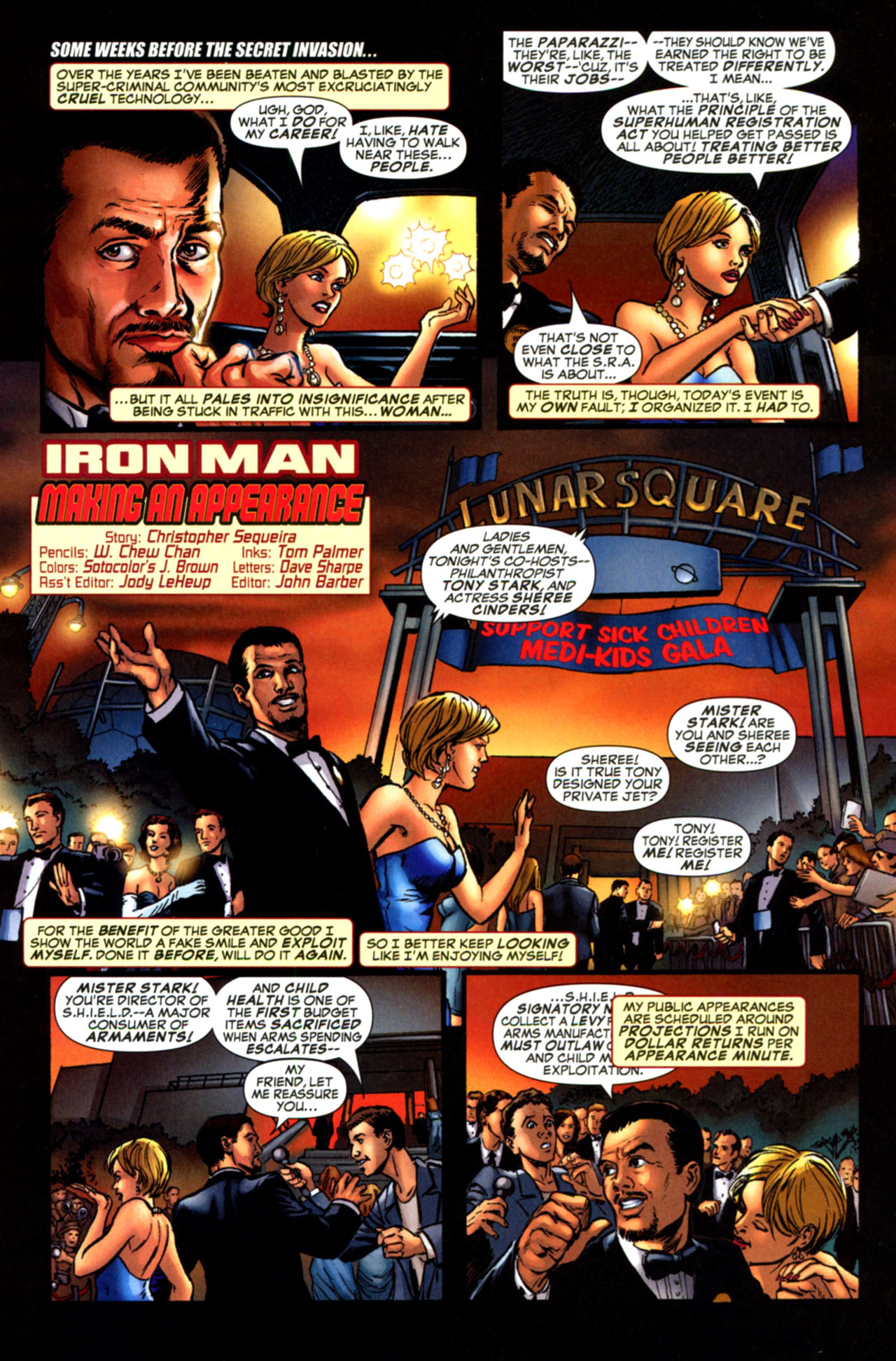Read online Astonishing Tales (2009) comic -  Issue #1 - 19