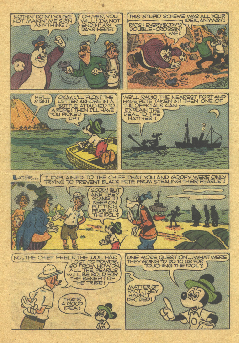 Walt Disney's Comics and Stories issue 216 - Page 32