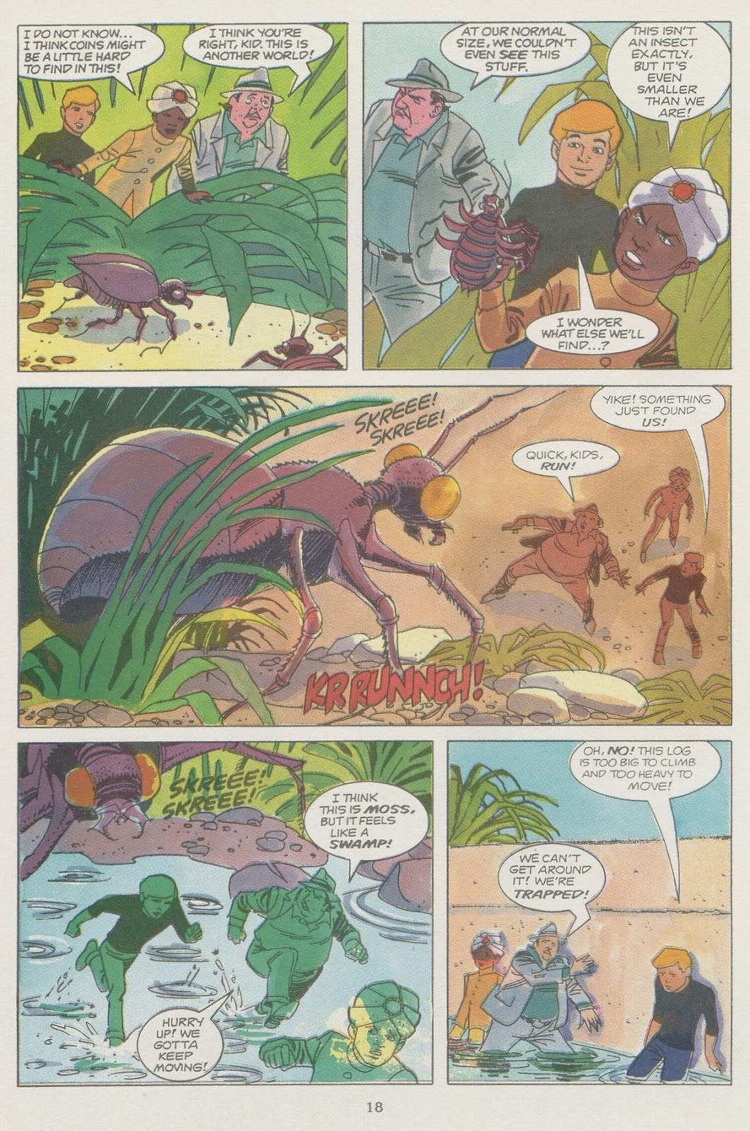 Jonny Quest (1986) issue 19 - Page 20