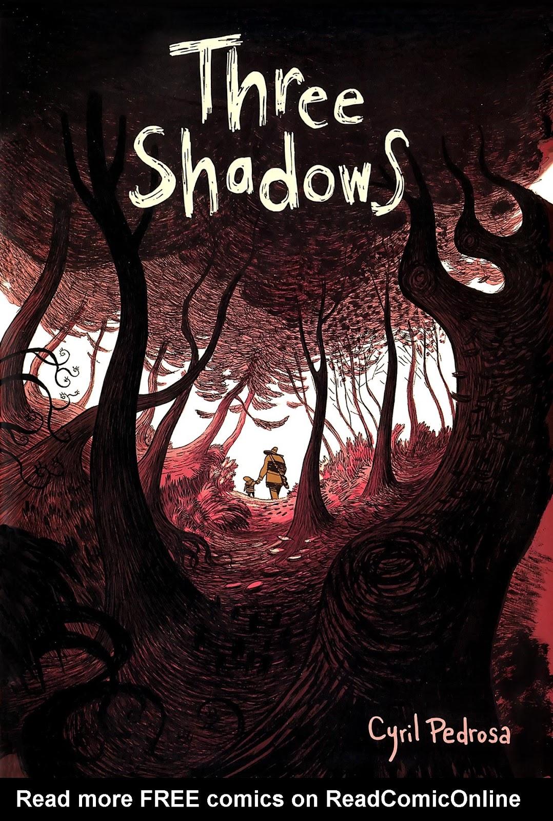 Three Shadows issue Full - Page 1