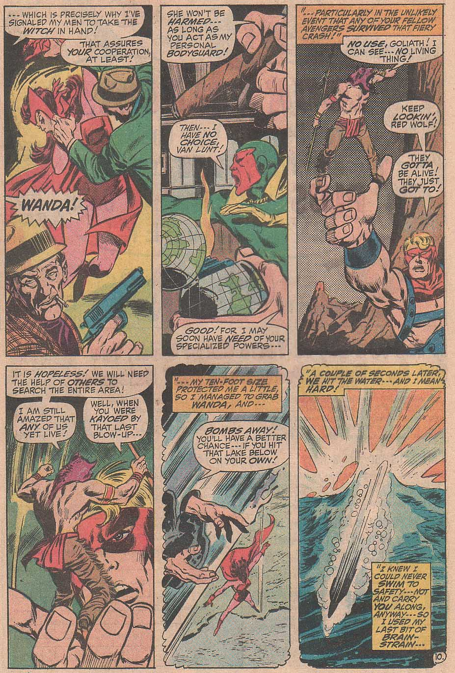The Avengers (1963) 81 Page 10