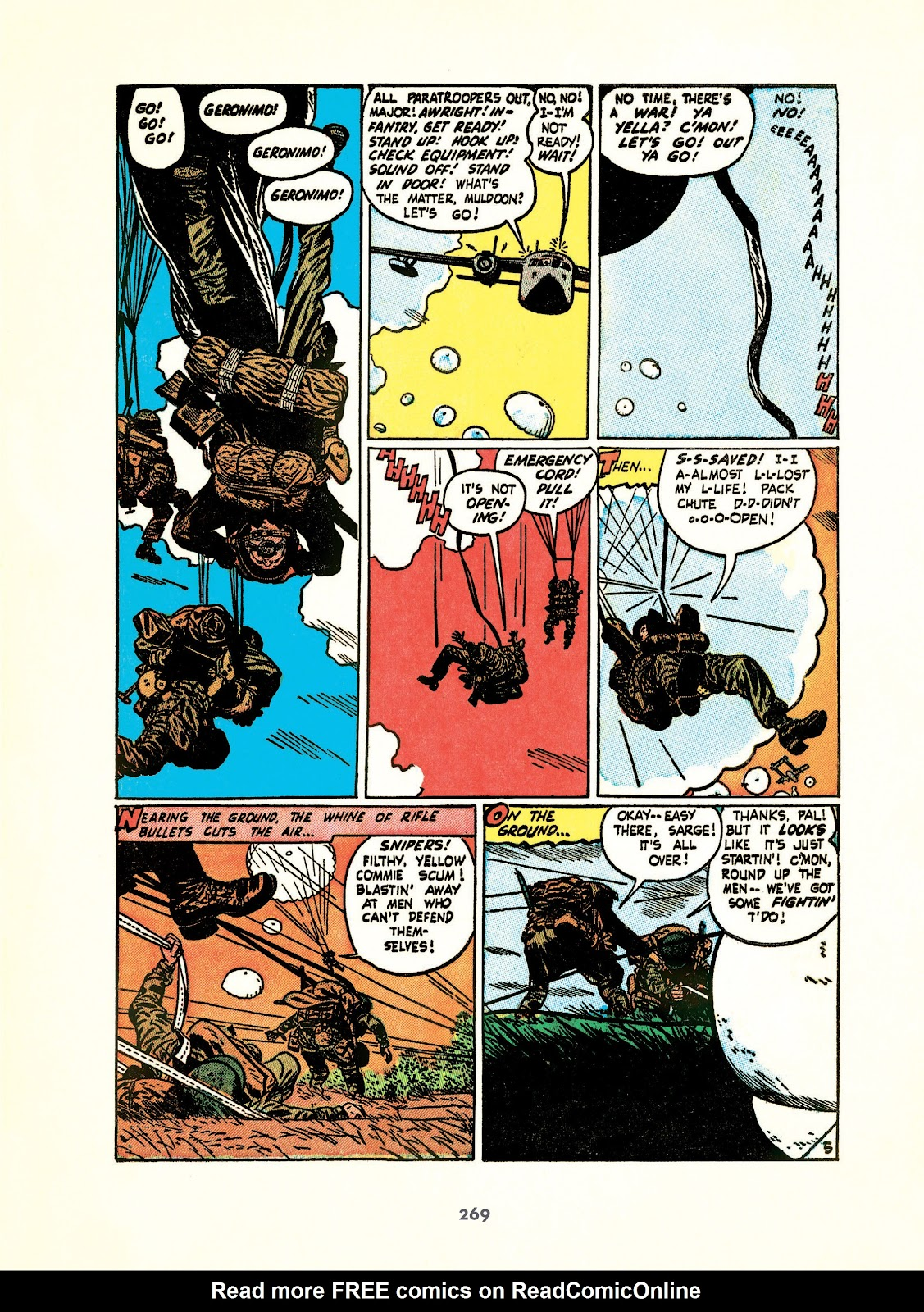 Read online Setting the Standard: Comics by Alex Toth 1952-1954 comic -  Issue # TPB (Part 3) - 70