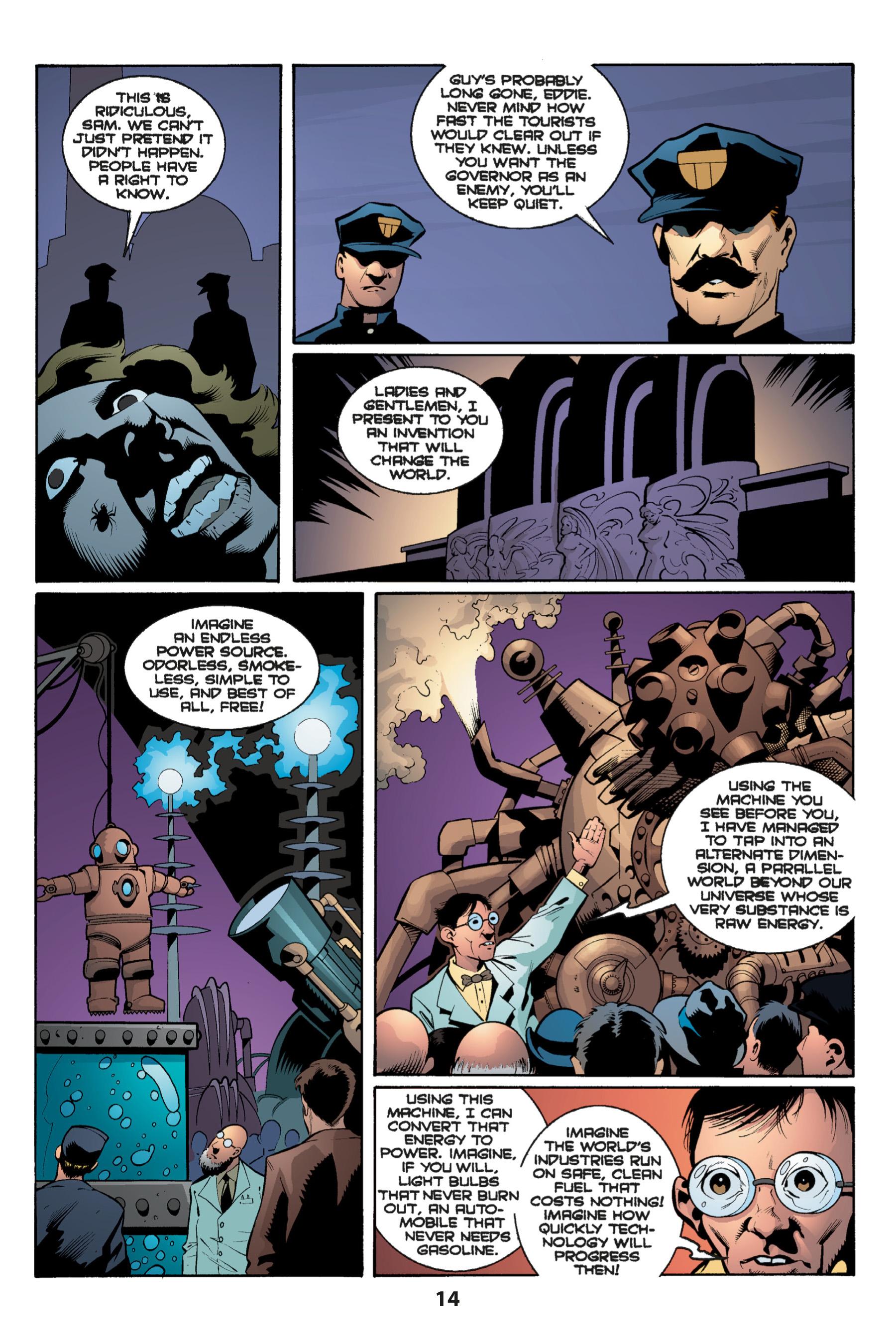 Read online Buffy the Vampire Slayer: Omnibus comic -  Issue # TPB 1 - 16