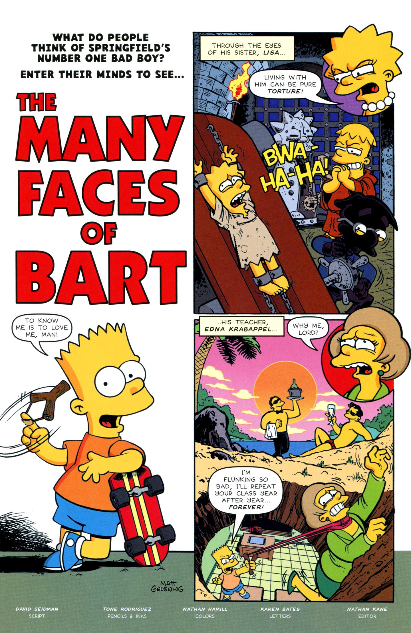Read online Simpsons Comics Presents Bart Simpson comic -  Issue #74 - 16