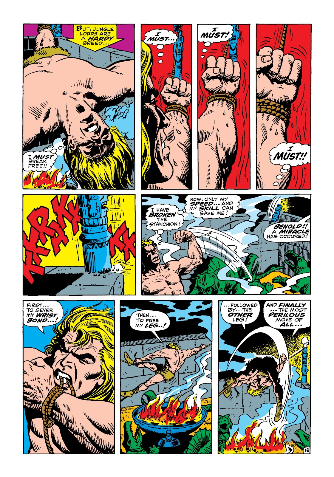 Read online Marvel Masterworks: The Incredible Hulk comic -  Issue # TPB 4 (Part 3) - 23