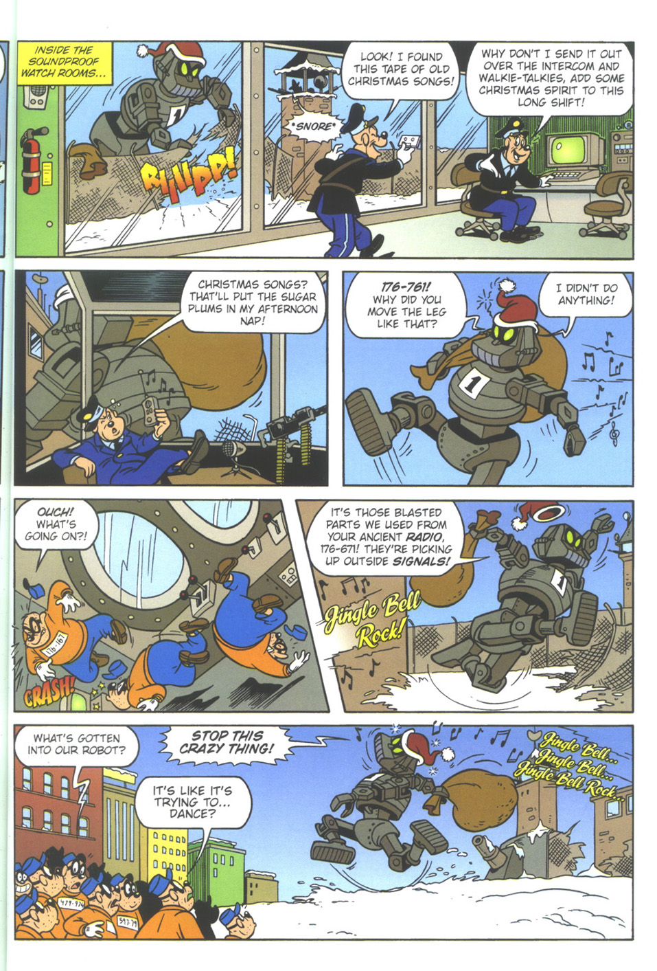 Read online Uncle Scrooge (1953) comic -  Issue #348 - 55