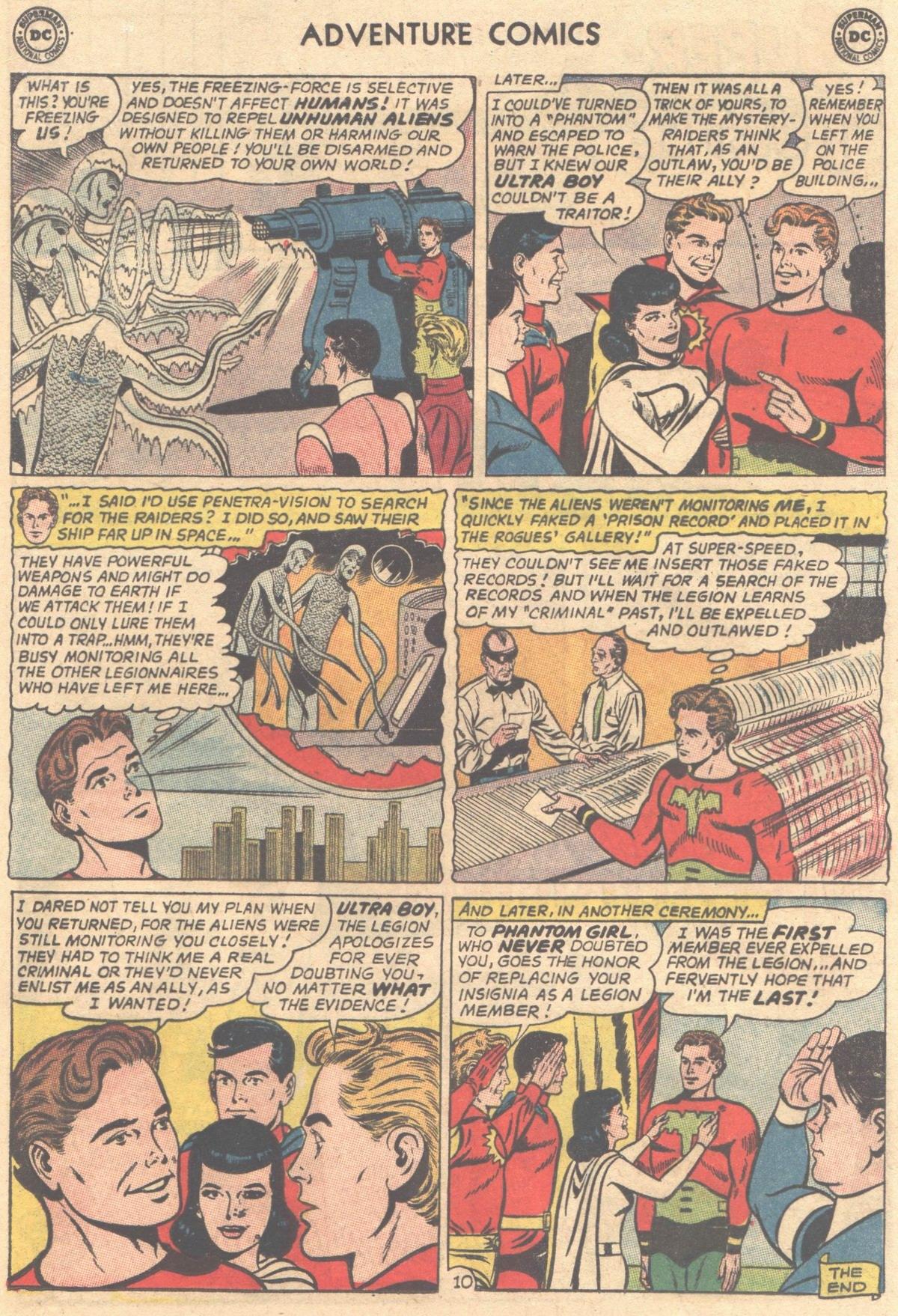 Read online Adventure Comics (1938) comic -  Issue #316 - 25