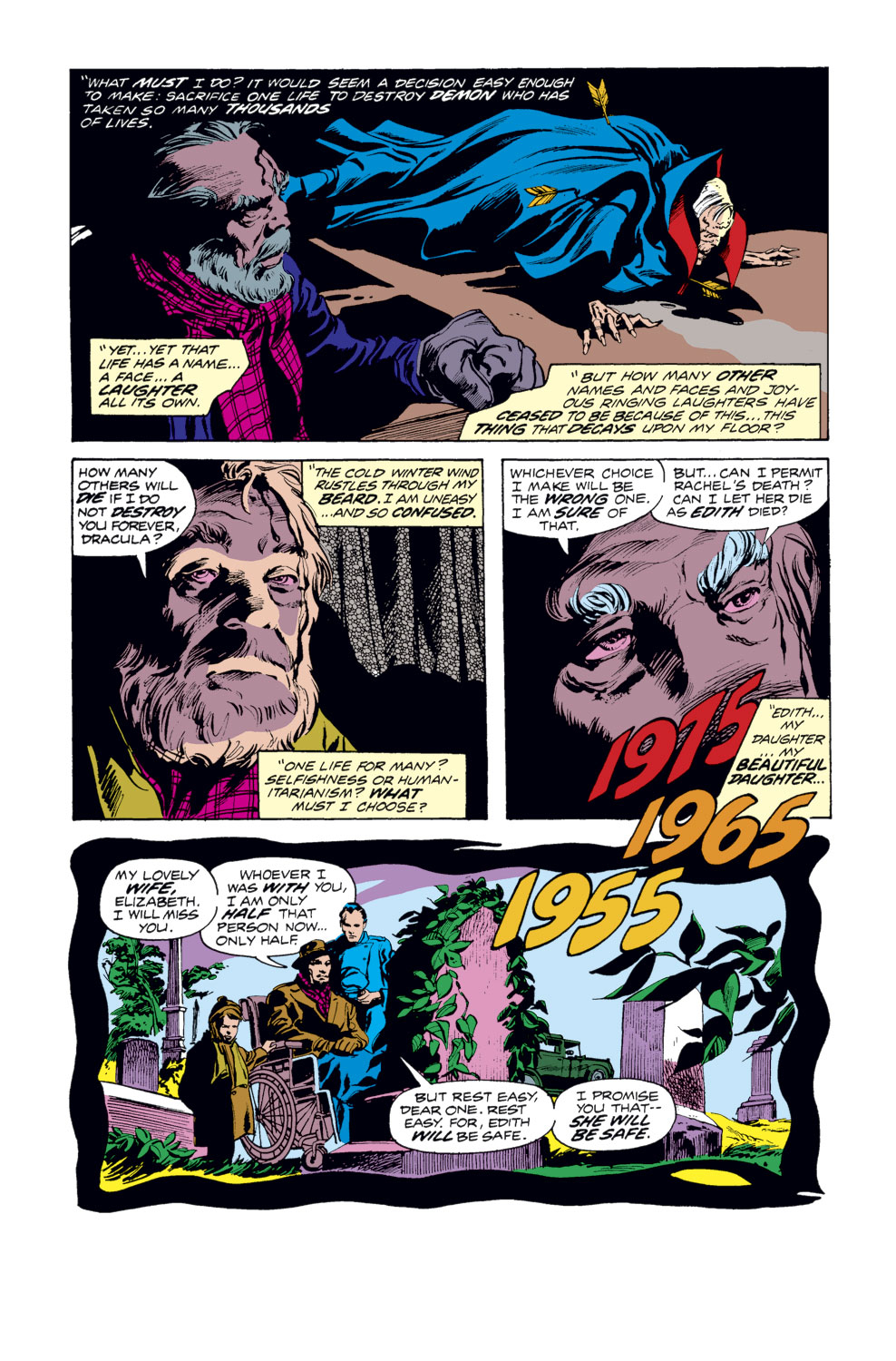 Tomb of Dracula (1972) issue 33 - Page 3