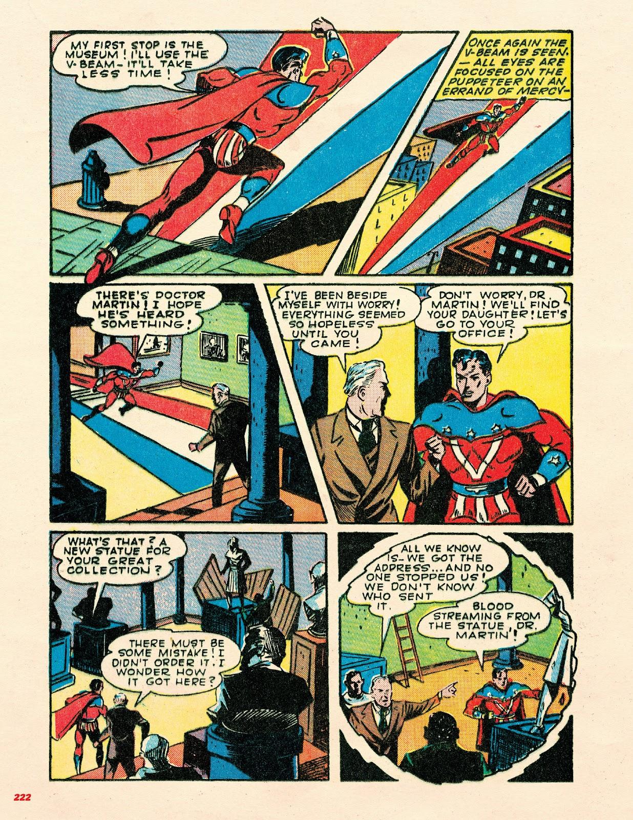 Read online Super Weird Heroes comic -  Issue # TPB 2 (Part 3) - 22