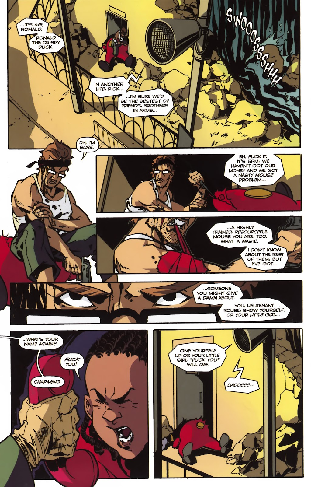 Read online Ricky Rouse Has A Gun comic -  Issue # TPB (Part 2) - 43