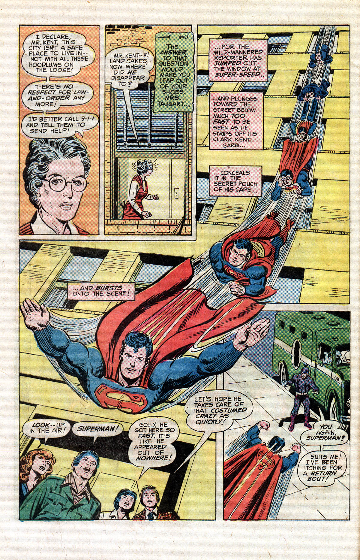 Read online Action Comics (1938) comic -  Issue #464 - 10