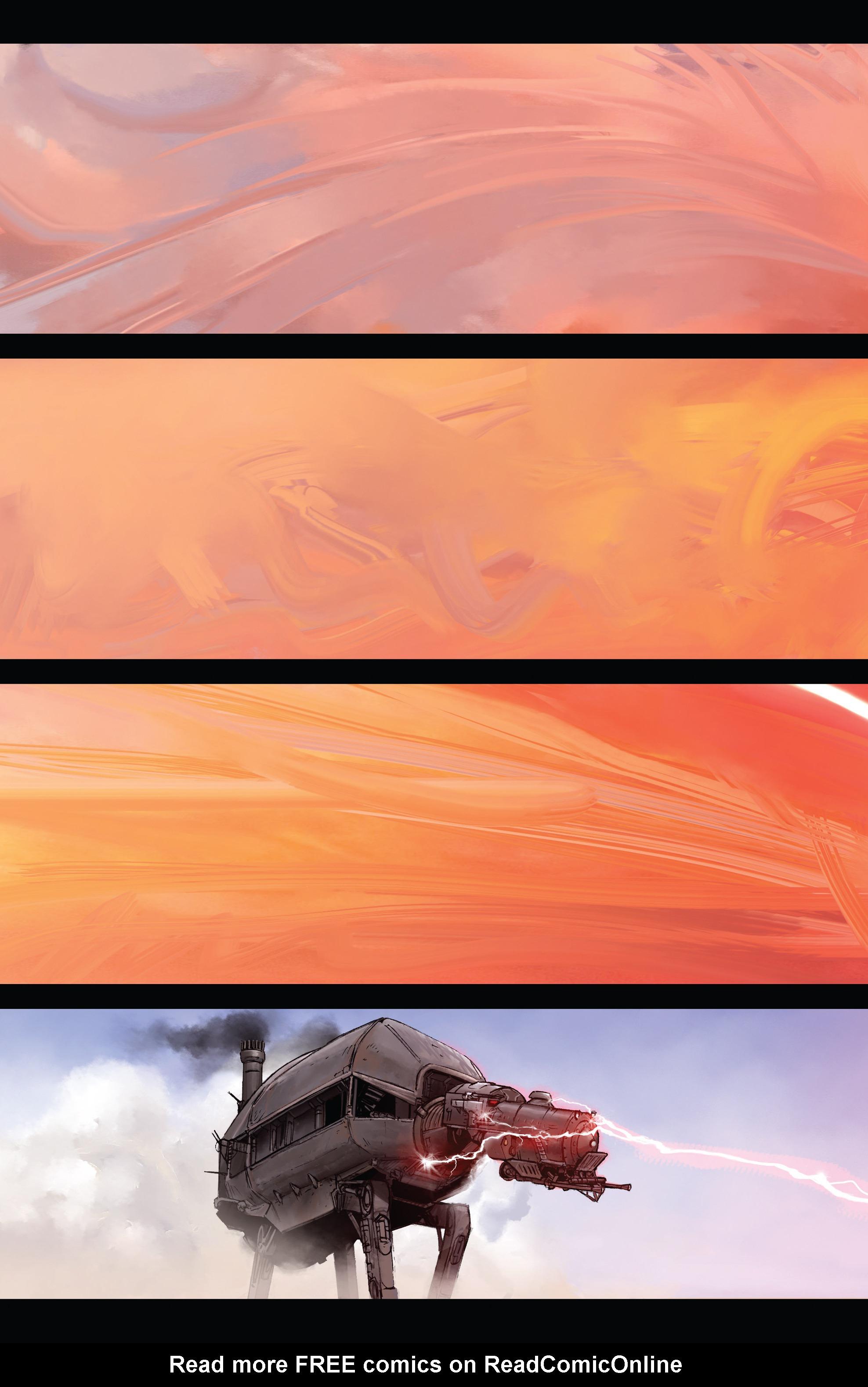 Read online Steam Wars: First Empire comic -  Issue #3 - 16