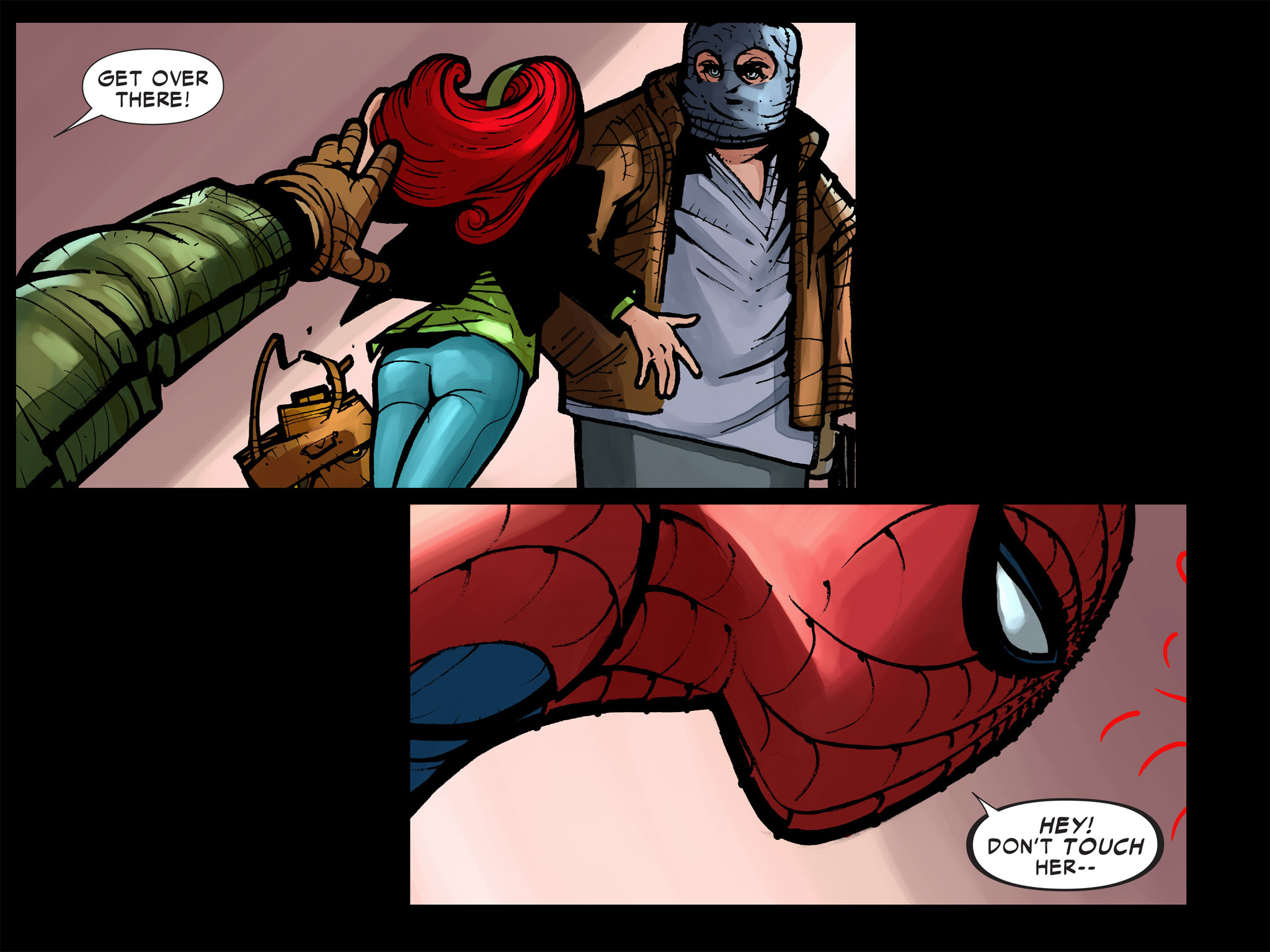 Read online Amazing Spider-Man: Who Am I? comic -  Issue # Full (Part 2) - 65