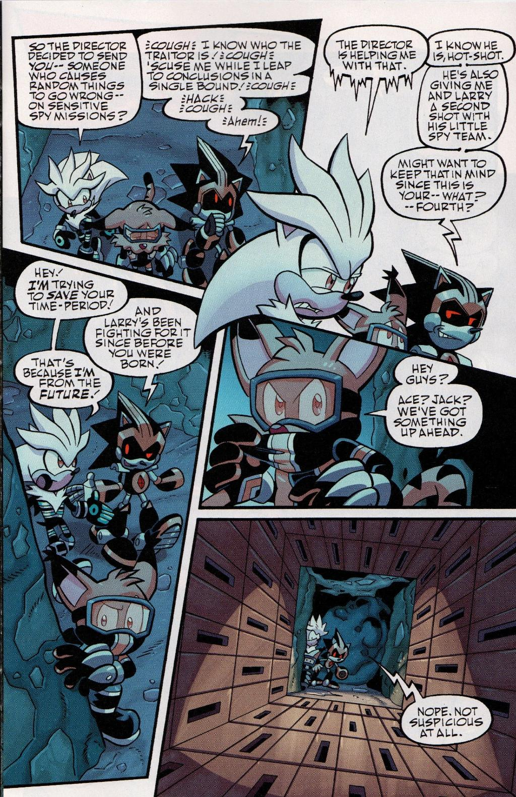 Read online Sonic Universe comic -  Issue #41 - 15