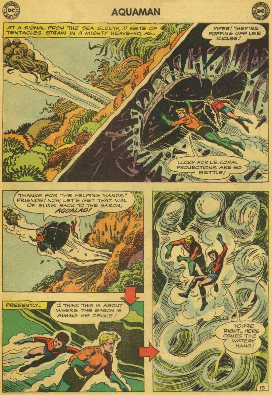 Aquaman (1962) Issue #5 #5 - English 19