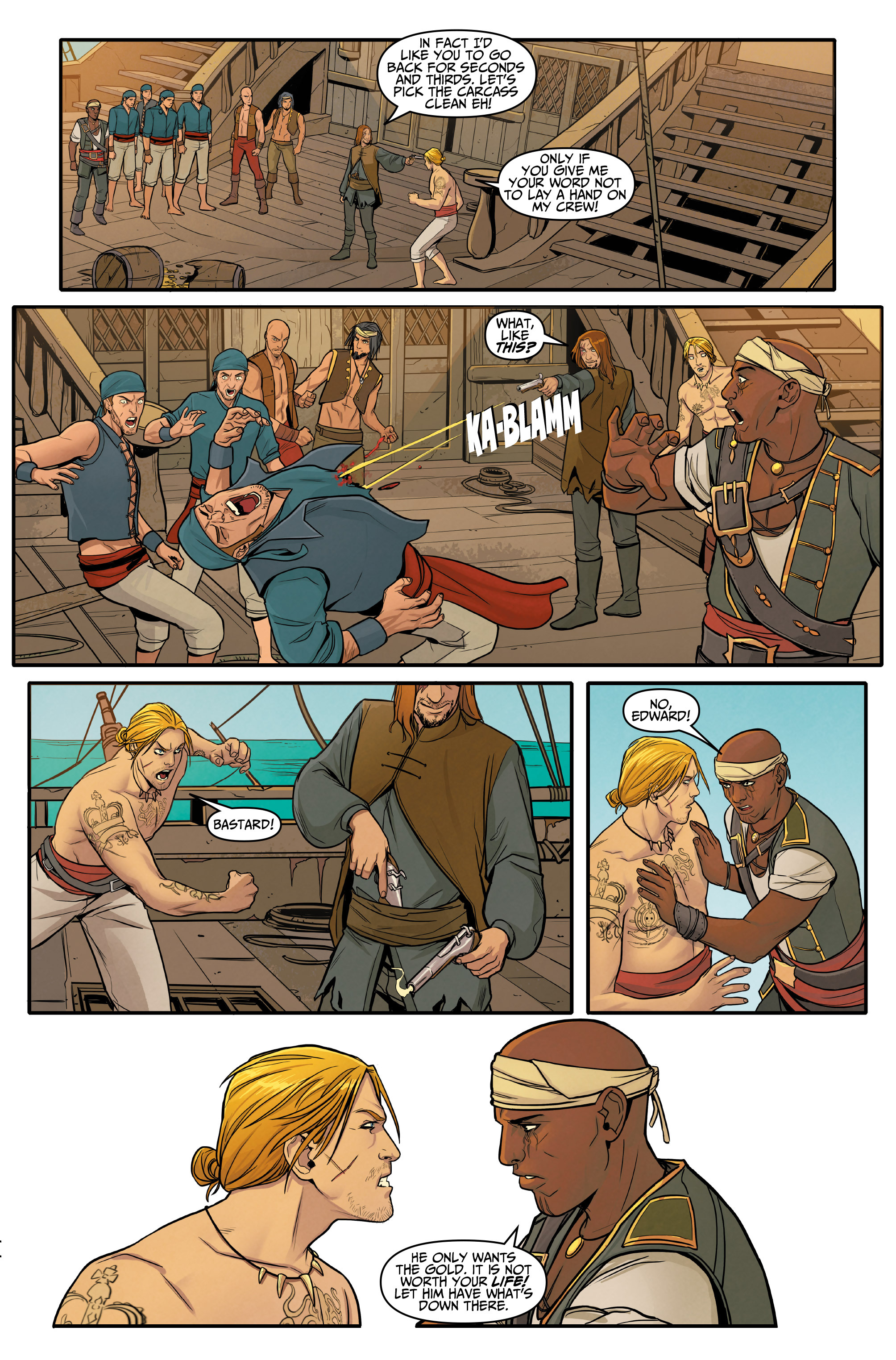 Read online Assassin's Creed: Reflections comic -  Issue #3 - 9