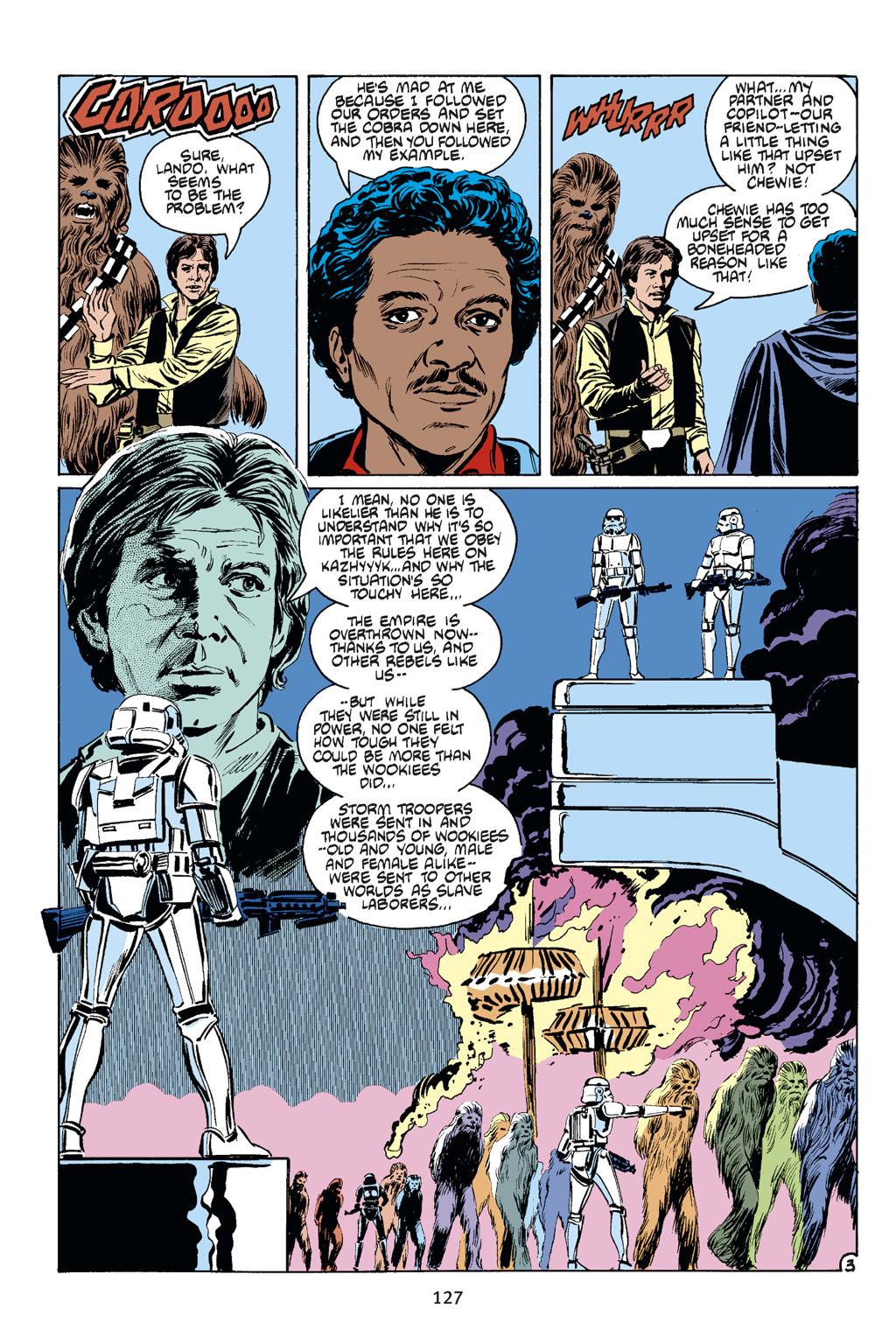 Read online Star Wars Omnibus comic -  Issue # Vol. 21 - 121