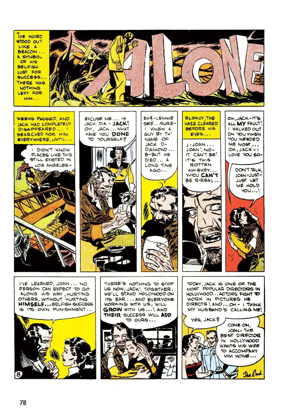 Read online The Joe Kubert Archives comic -  Issue # TPB (Part 1) - 89