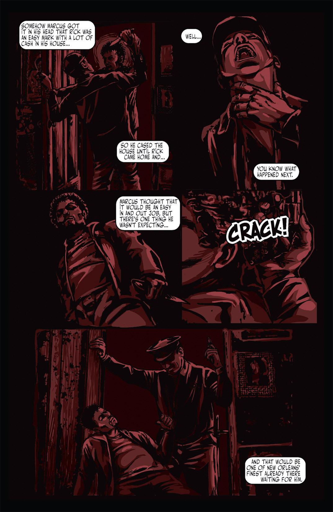 Read online Nightmare World comic -  Issue # Vol. 1 Thirteen Tales of Terror - 66