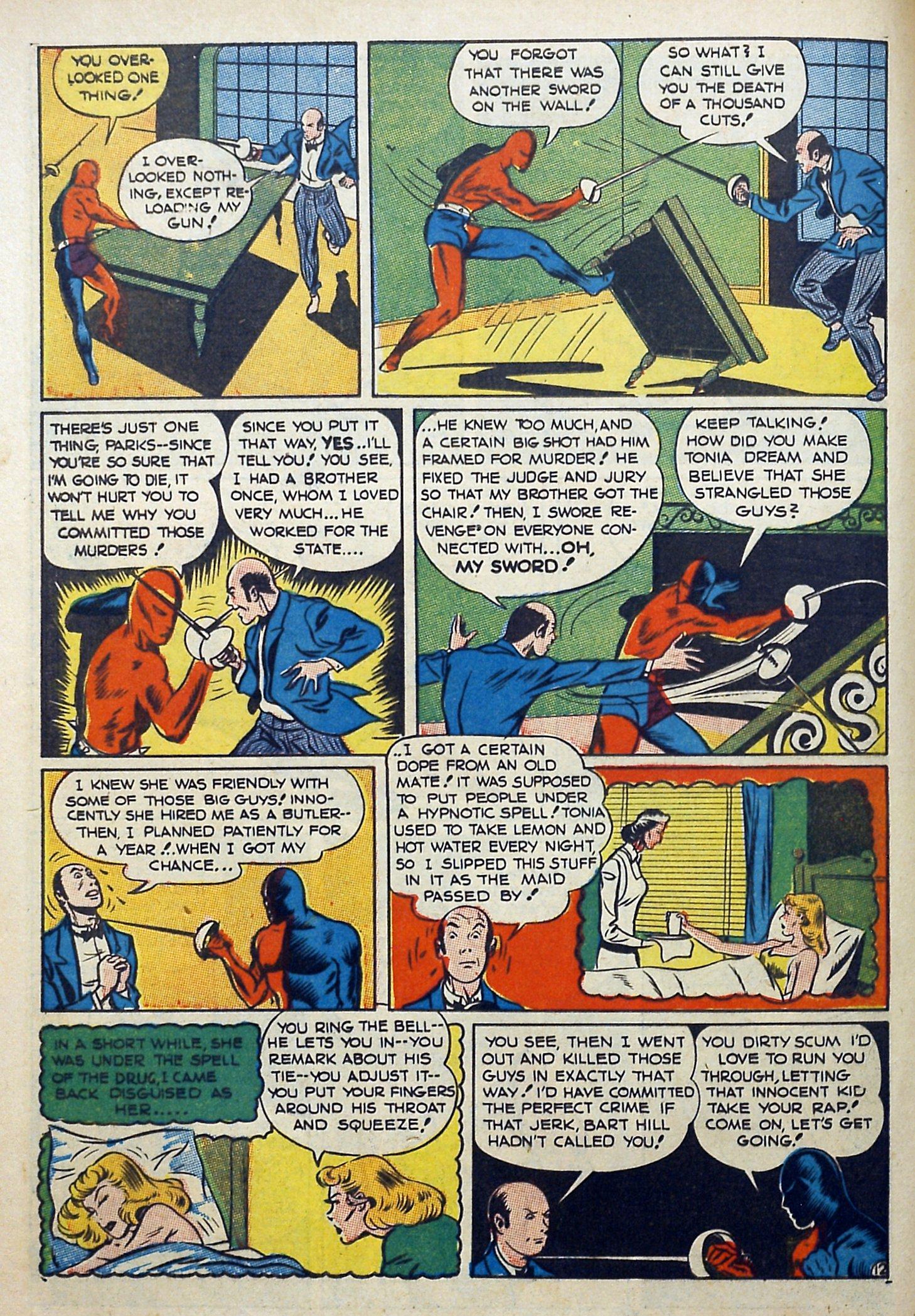 Daredevil (1941) issue 3 - Page 14