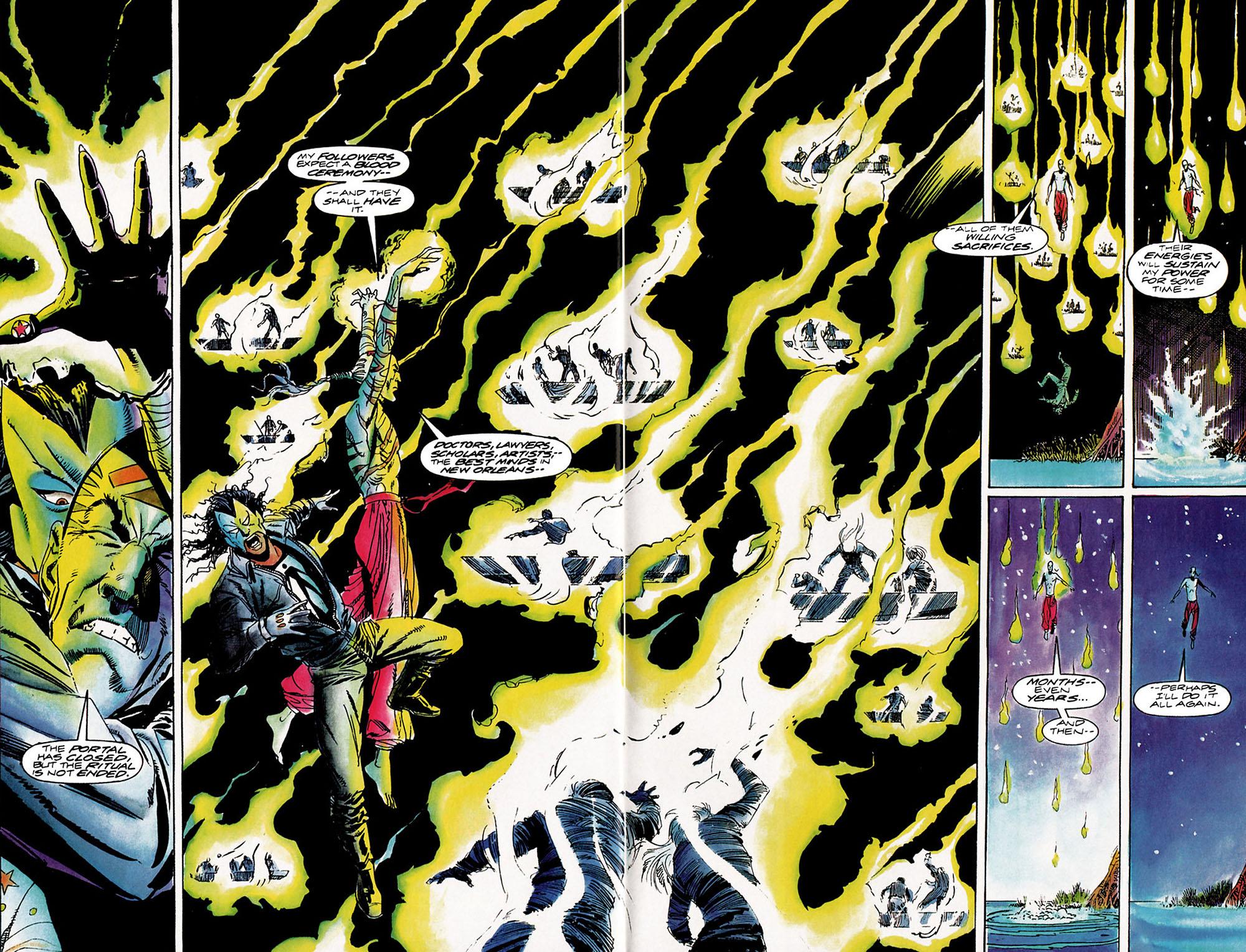 Read online Shadowman (1992) comic -  Issue #12 - 20