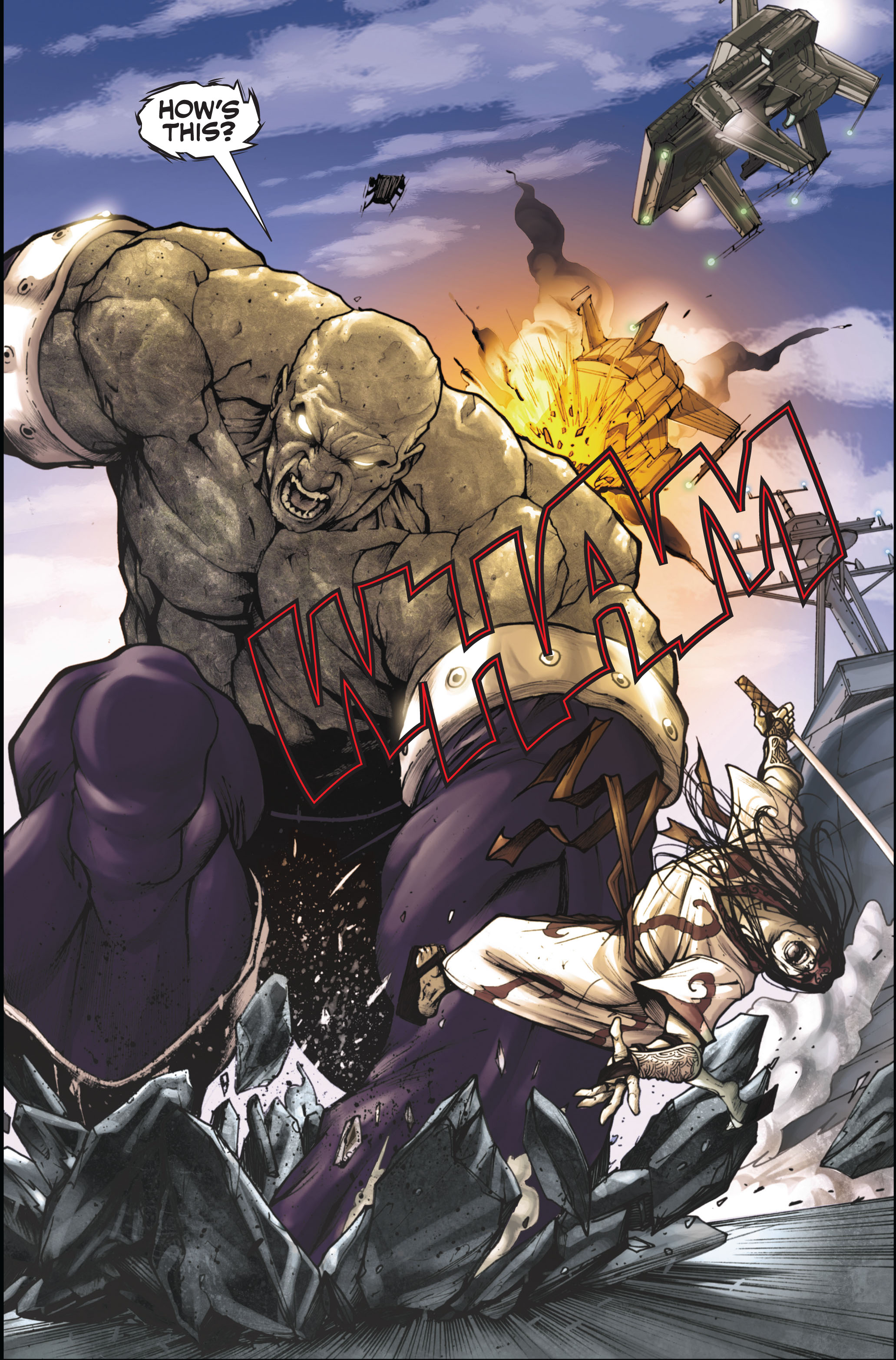 Read online Secret Warriors comic -  Issue #6 - 9