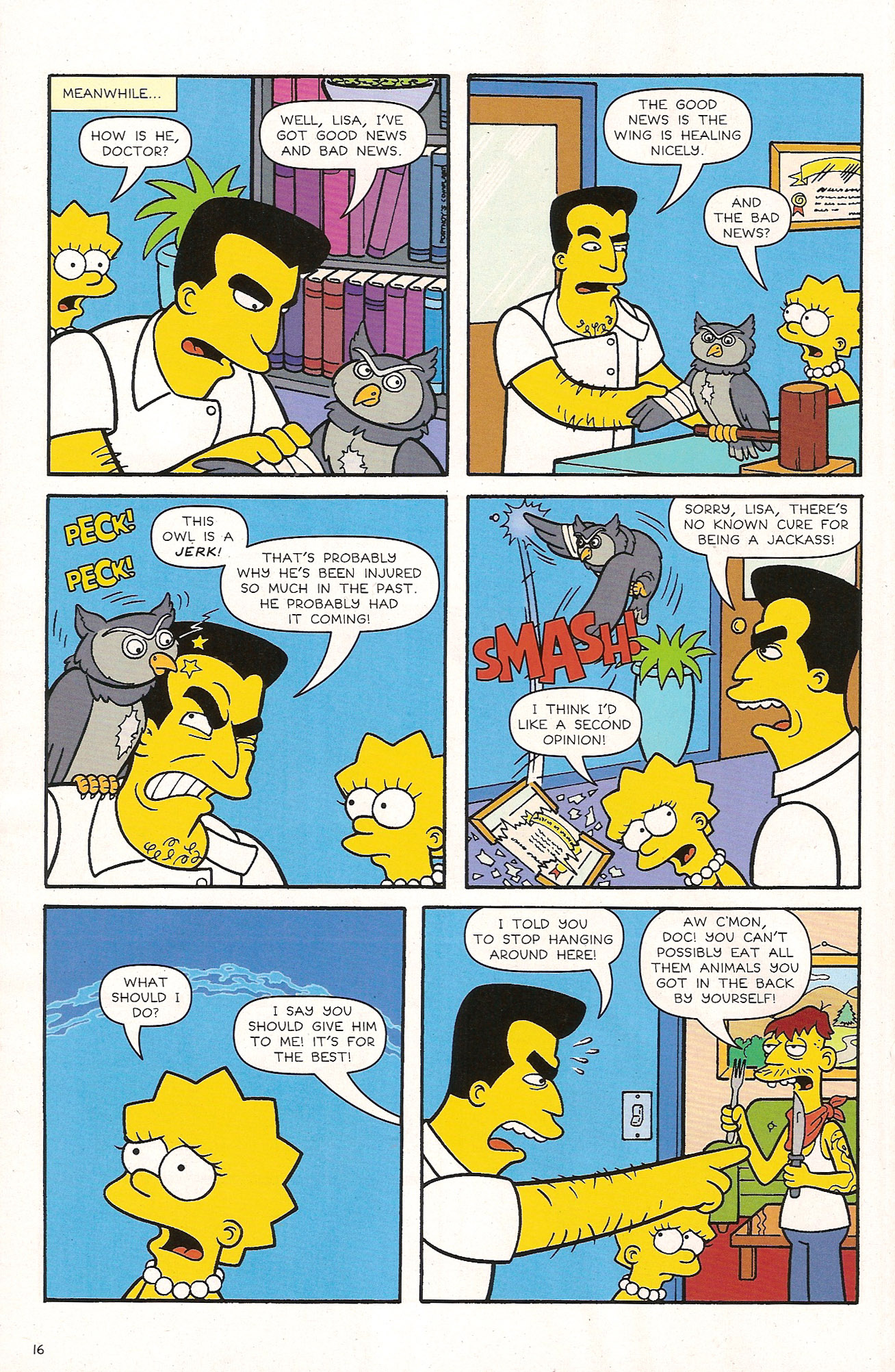 Read online Simpsons Comics comic -  Issue #174 - 18