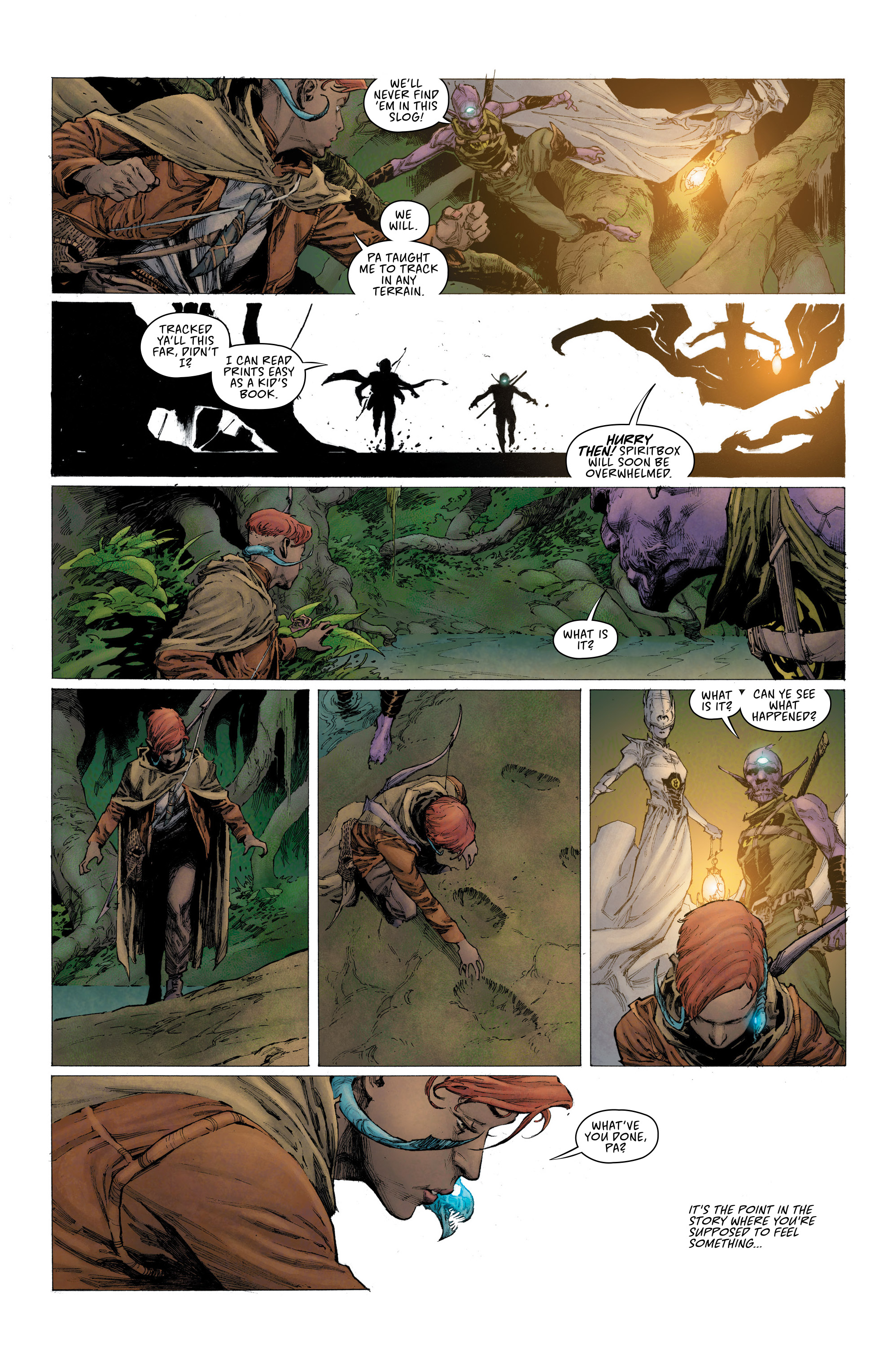 Read online Seven To Eternity comic -  Issue #6 - 25