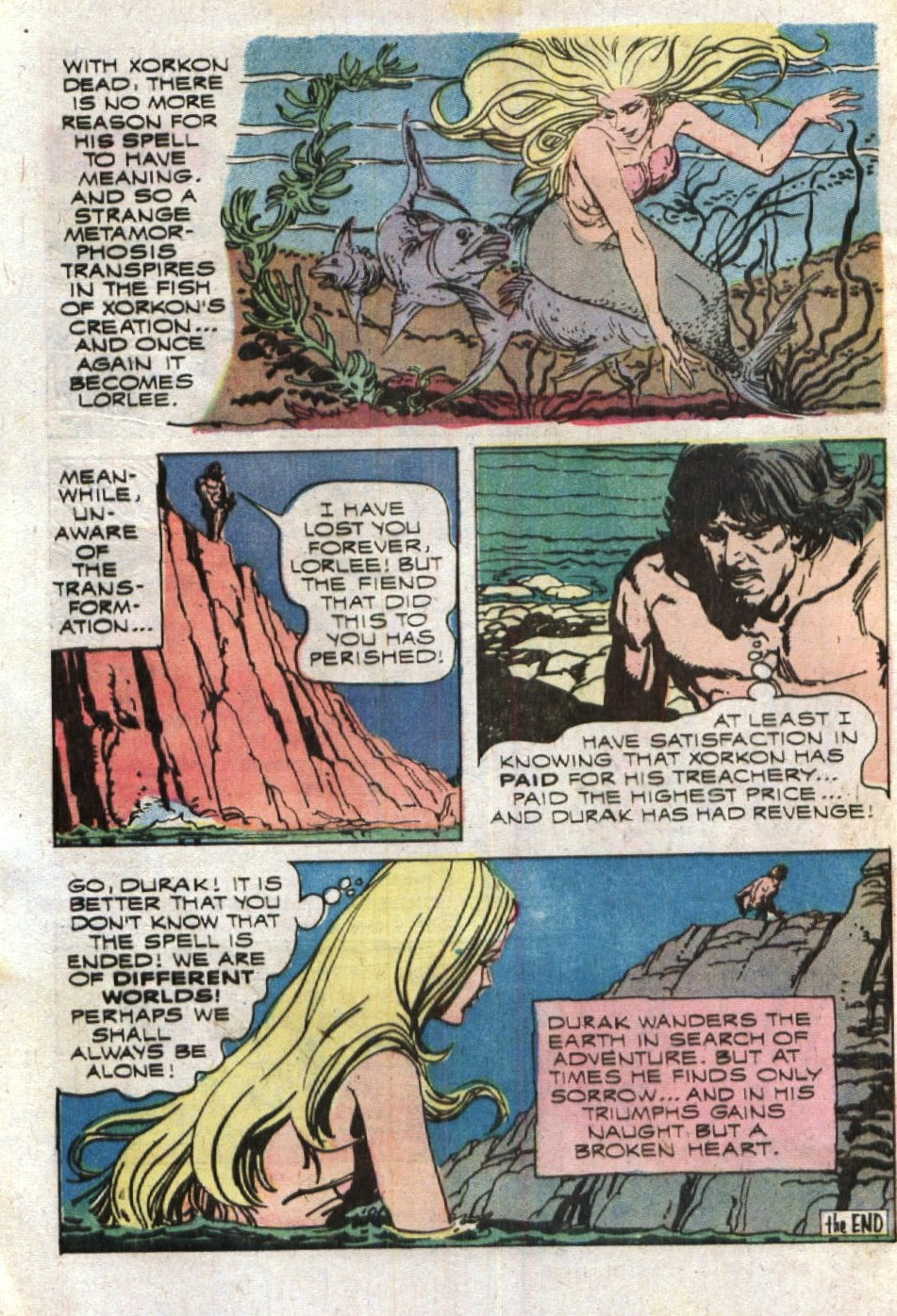 Read online Dr. Spektor Presents Spine-Tingling Tales comic -  Issue #3 - 32