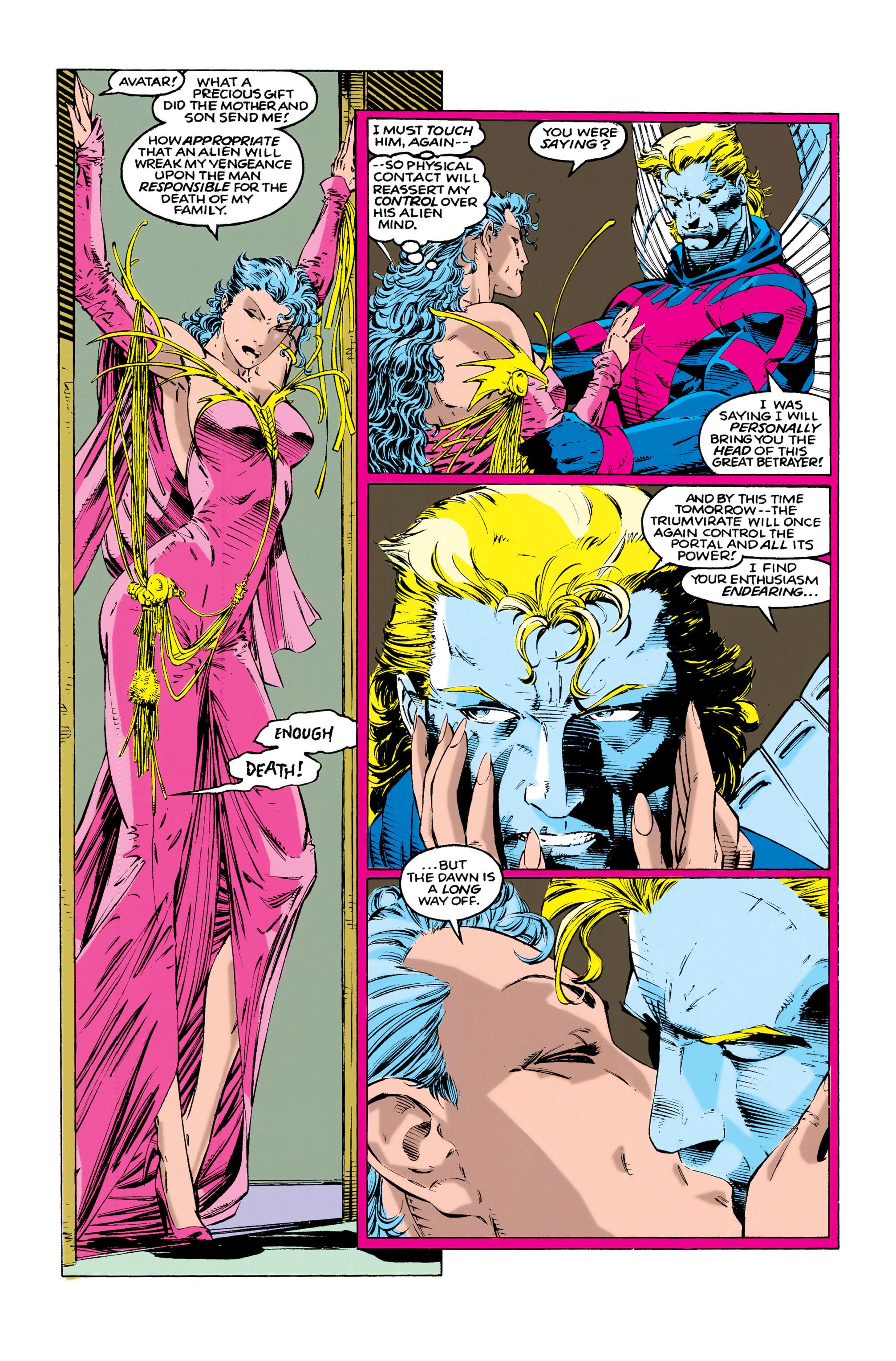 Read online Uncanny X-Men (1963) comic -  Issue #286 - 13