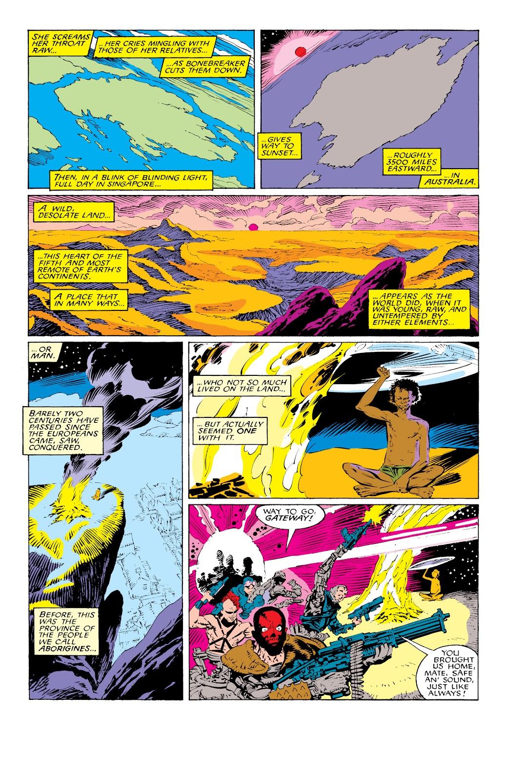 Uncanny X-Men (1963) issue 229 - Page 6