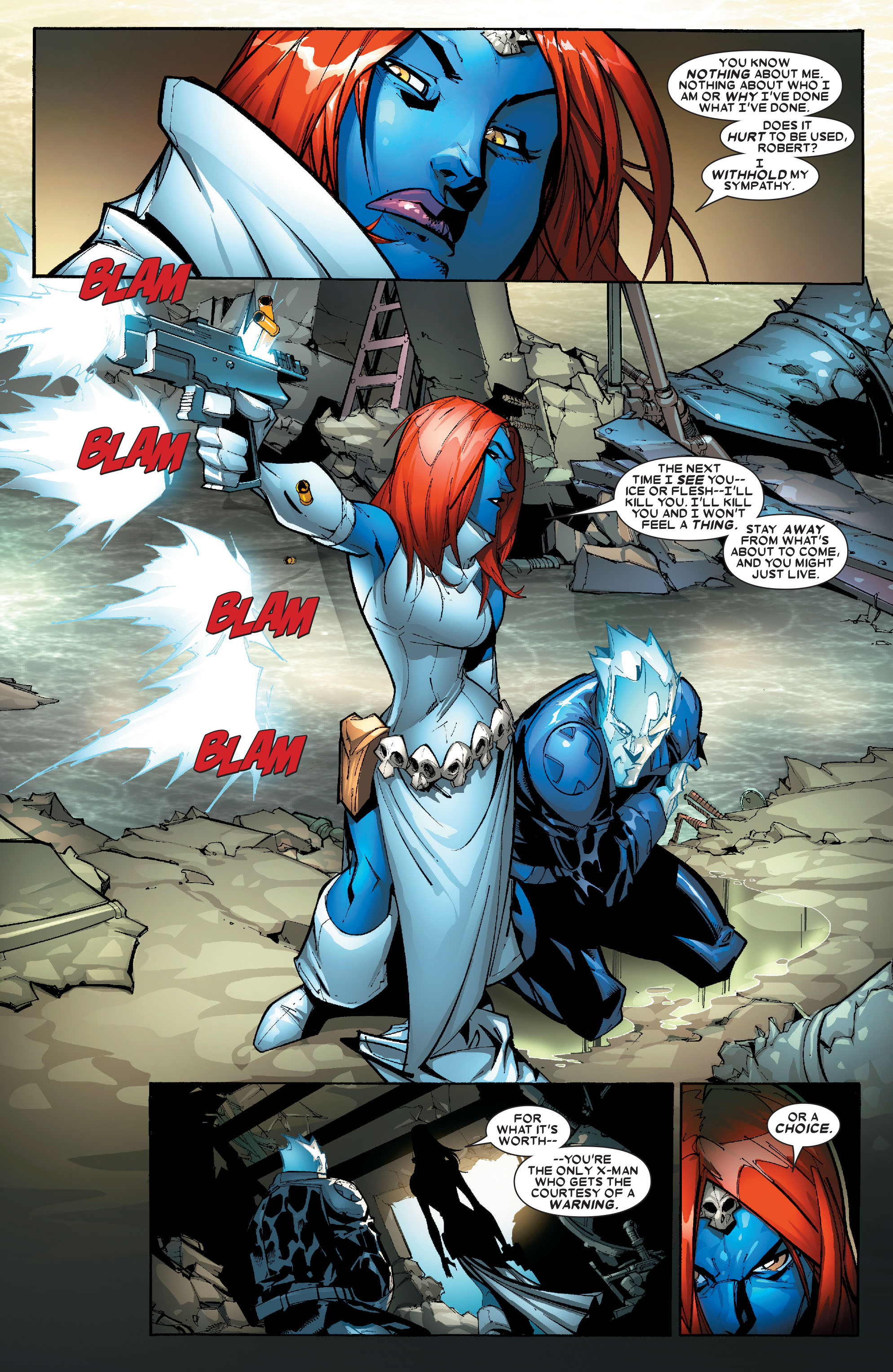 X-Men (1991) 203 Page 22