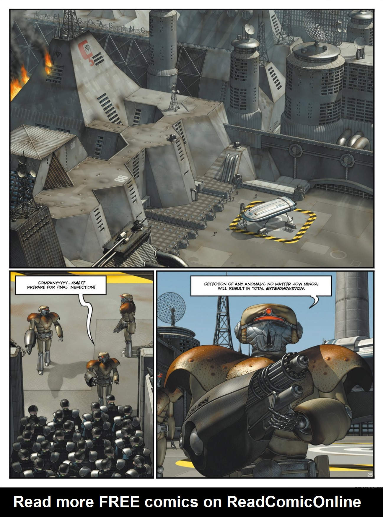 Read online Megalex (2014) comic -  Issue #1 - 30
