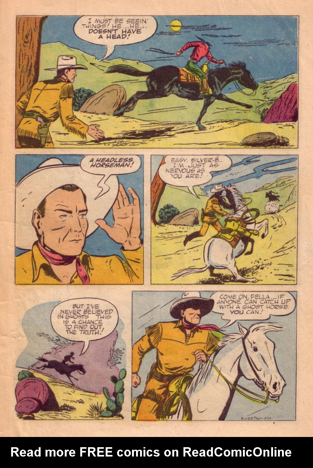 Four Color Comics issue 460 - Page 3