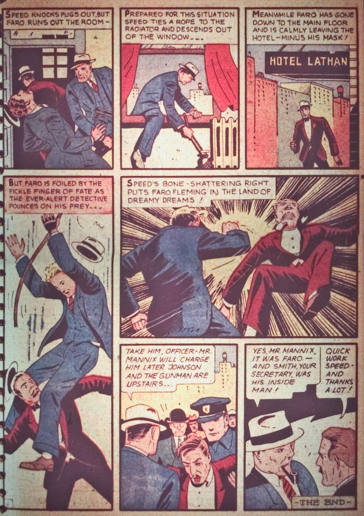 Read online Detective Comics (1937) comic -  Issue #26 - 65