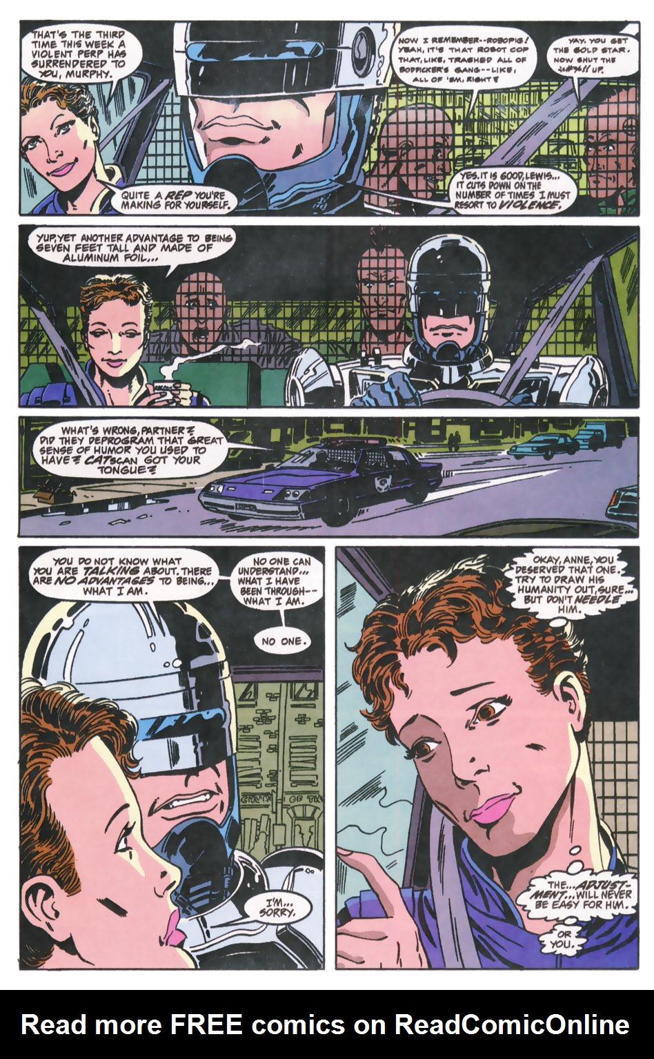 Read online Robocop (1990) comic -  Issue #11 - 7