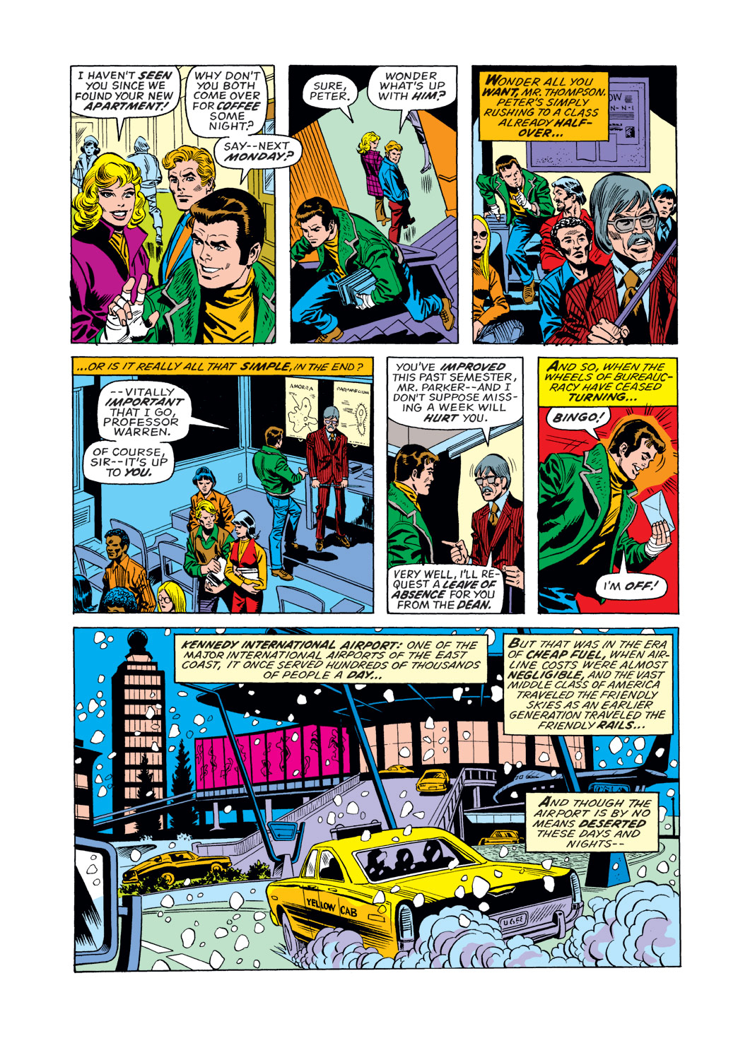 The Amazing Spider-Man (1963) 143 Page 6