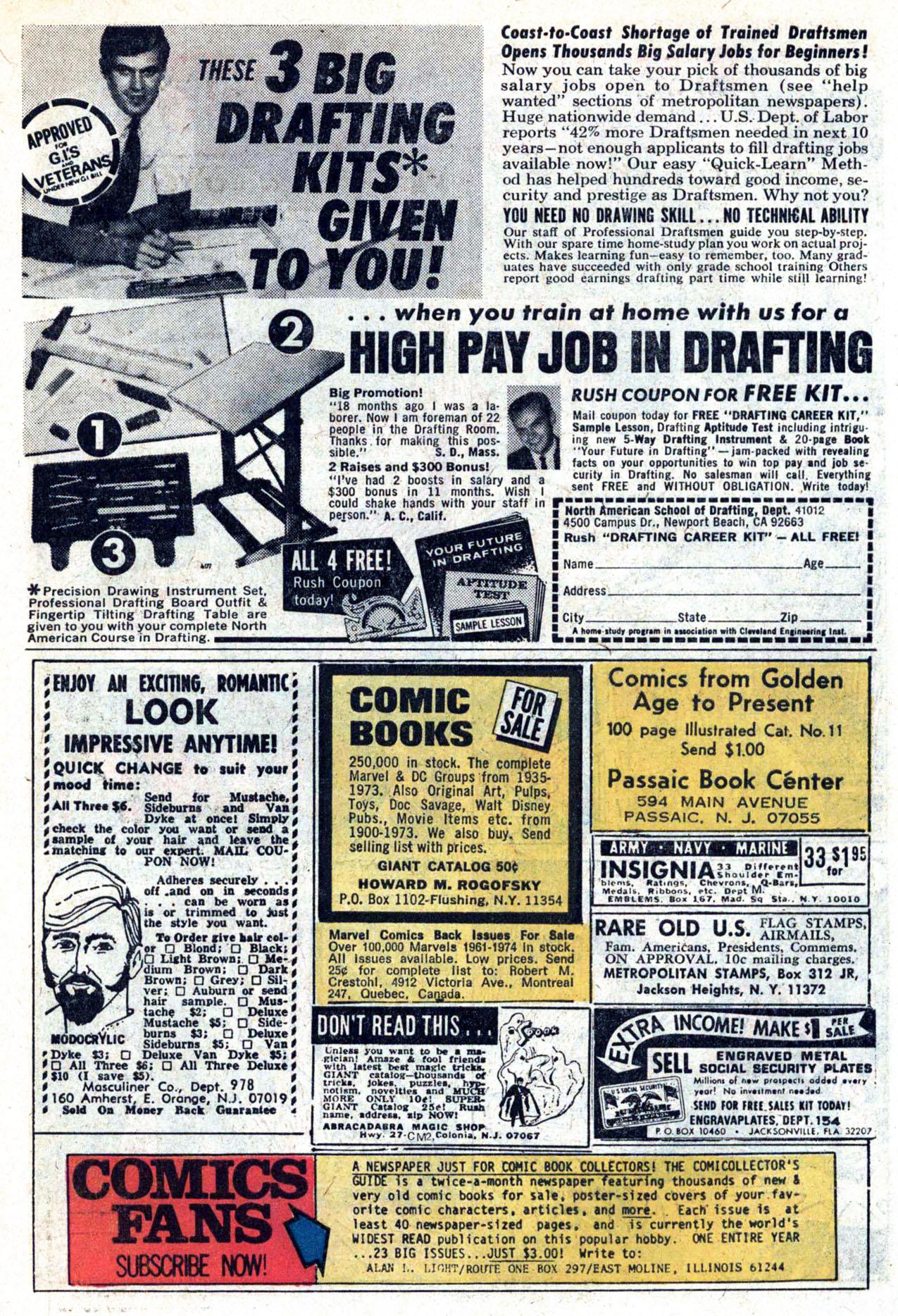 Read online Amazing Adventures (1970) comic -  Issue #23 - 30