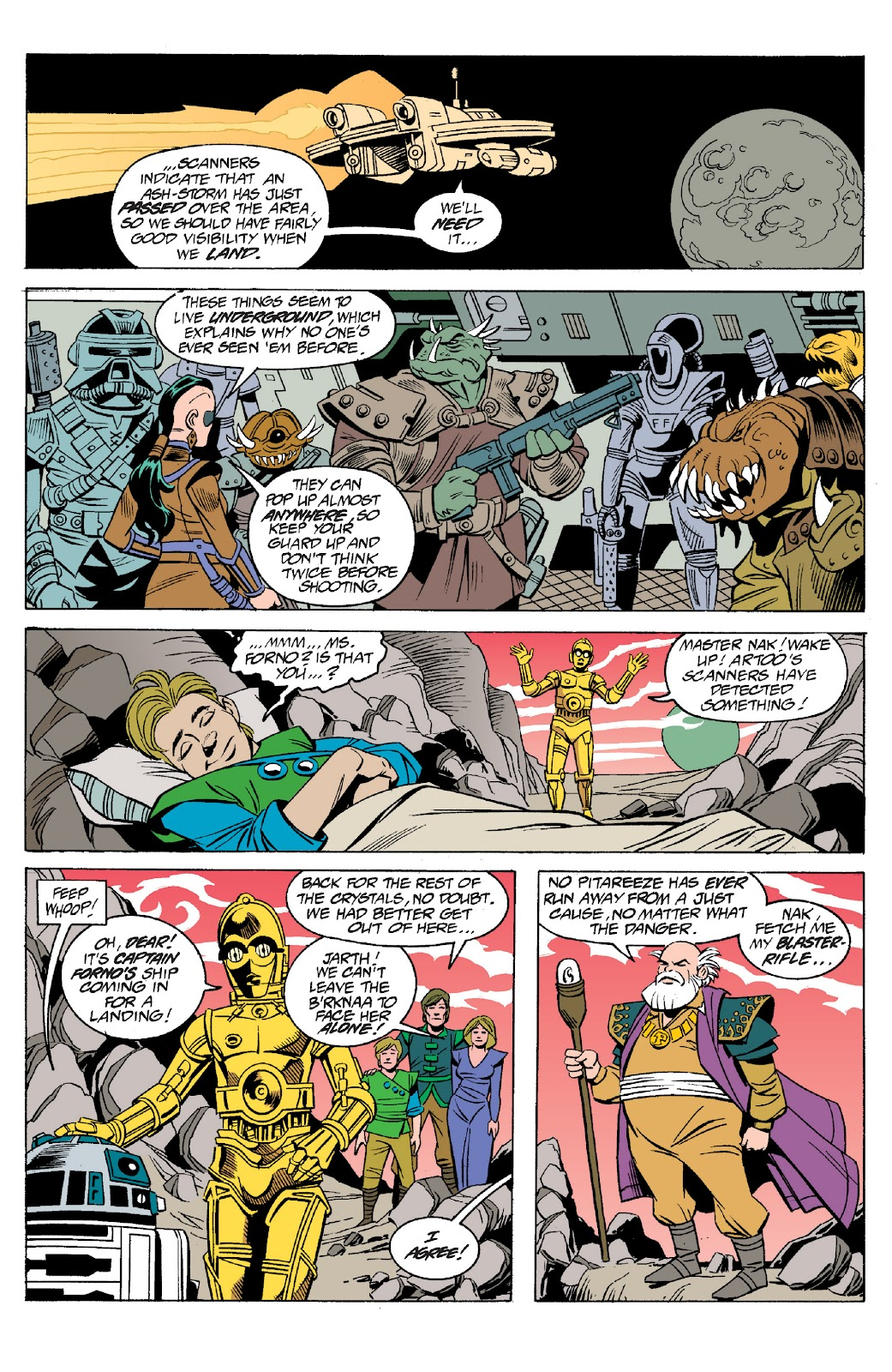 Read online Star Wars Legends Epic Collection: The Empire comic -  Issue # TPB 5 (Part 2) - 24