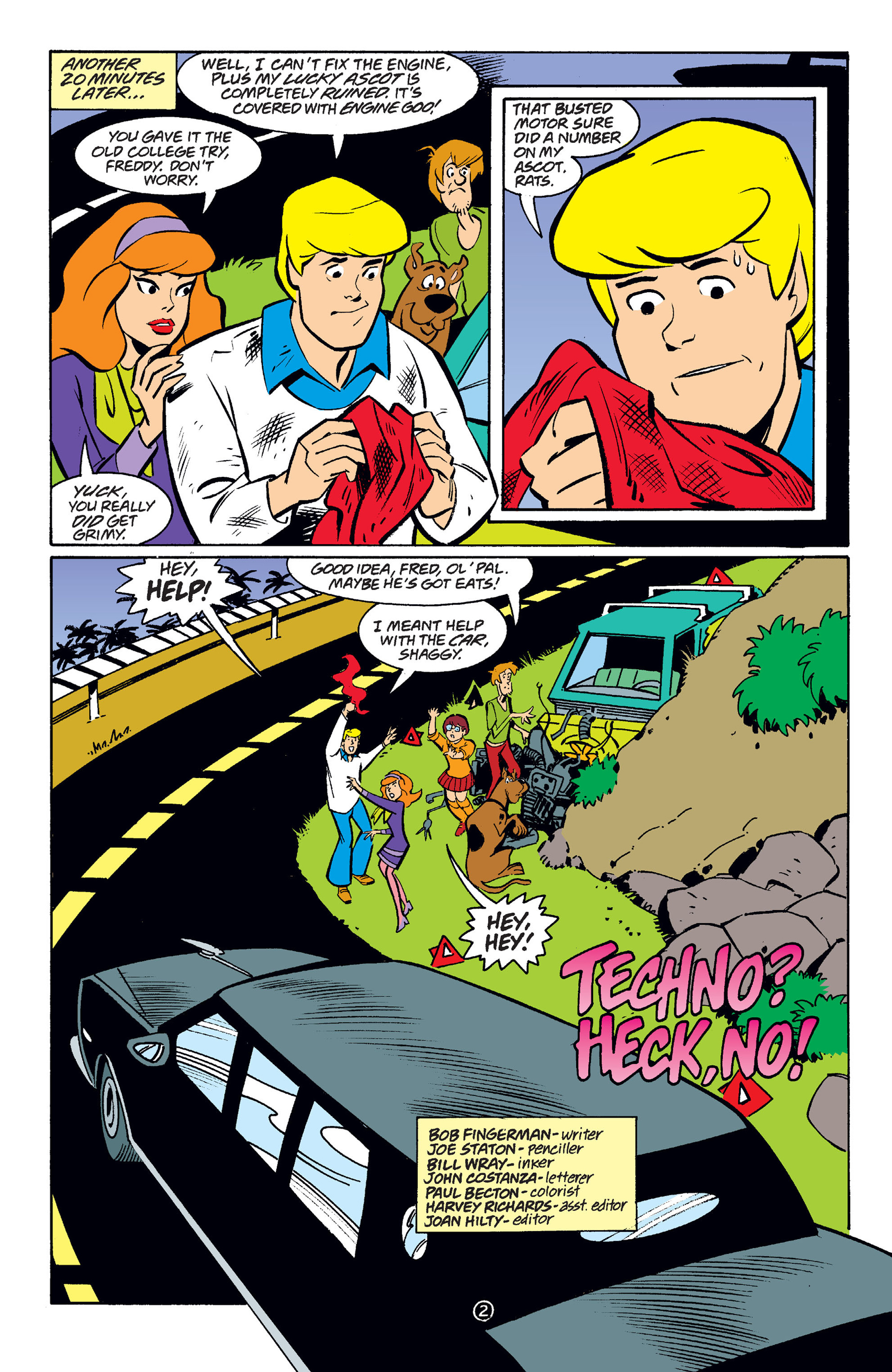 Read online Scooby-Doo (1997) comic -  Issue #38 - 13