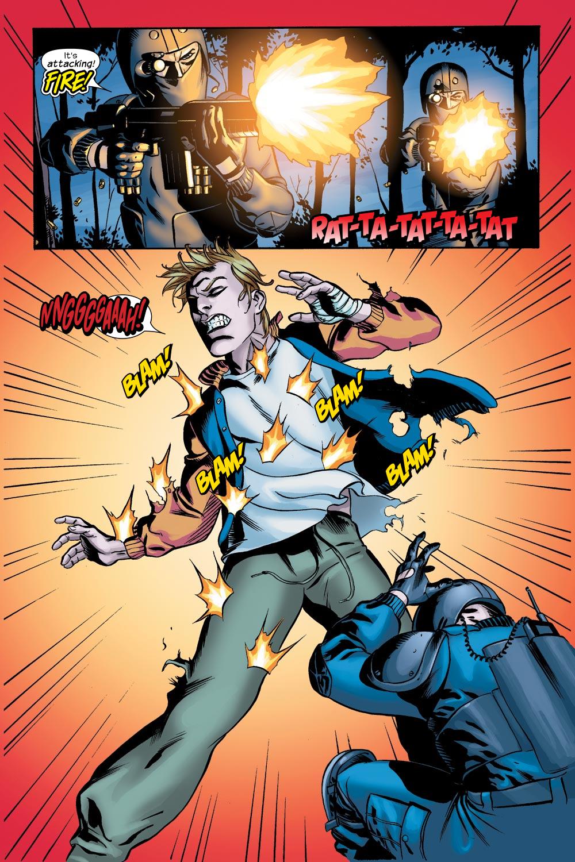 Read online Machine Teen comic -  Issue #3 - 13