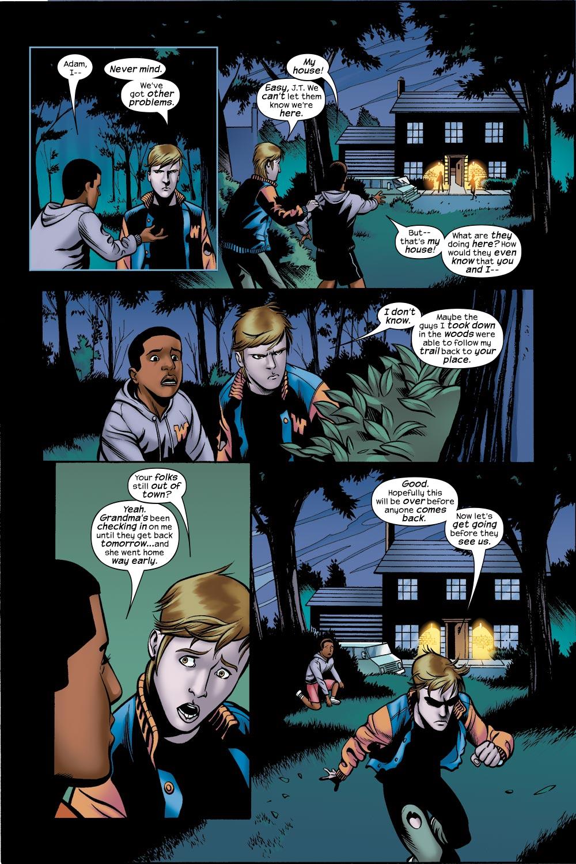 Read online Machine Teen comic -  Issue #4 - 15